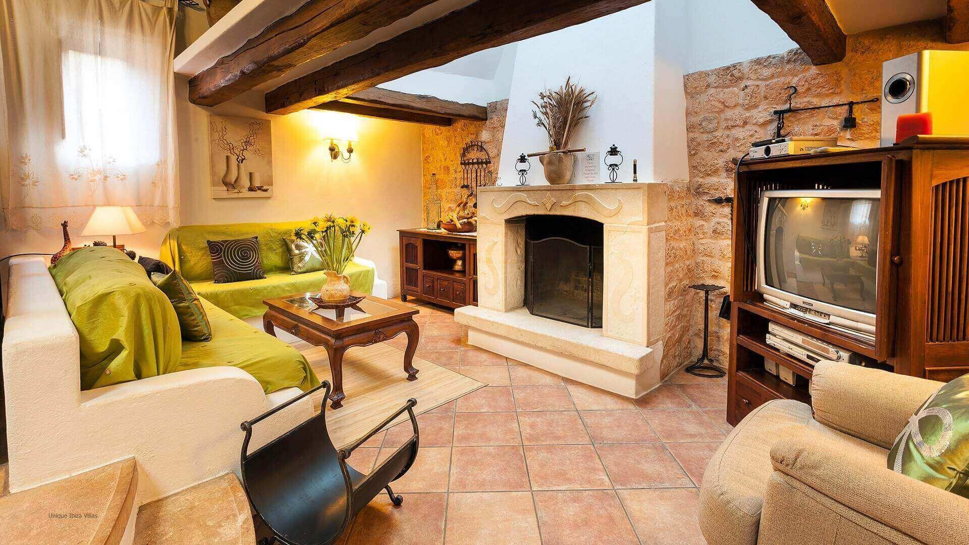 Villa San Lorenzo Ibiza 30 Rural Near San Carlos