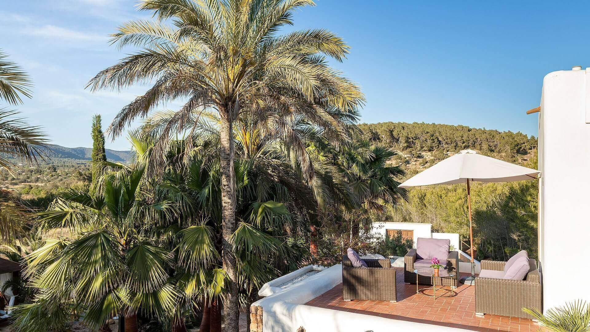 Villa San Lorenzo Ibiza 39 Upper Floor Terrace
