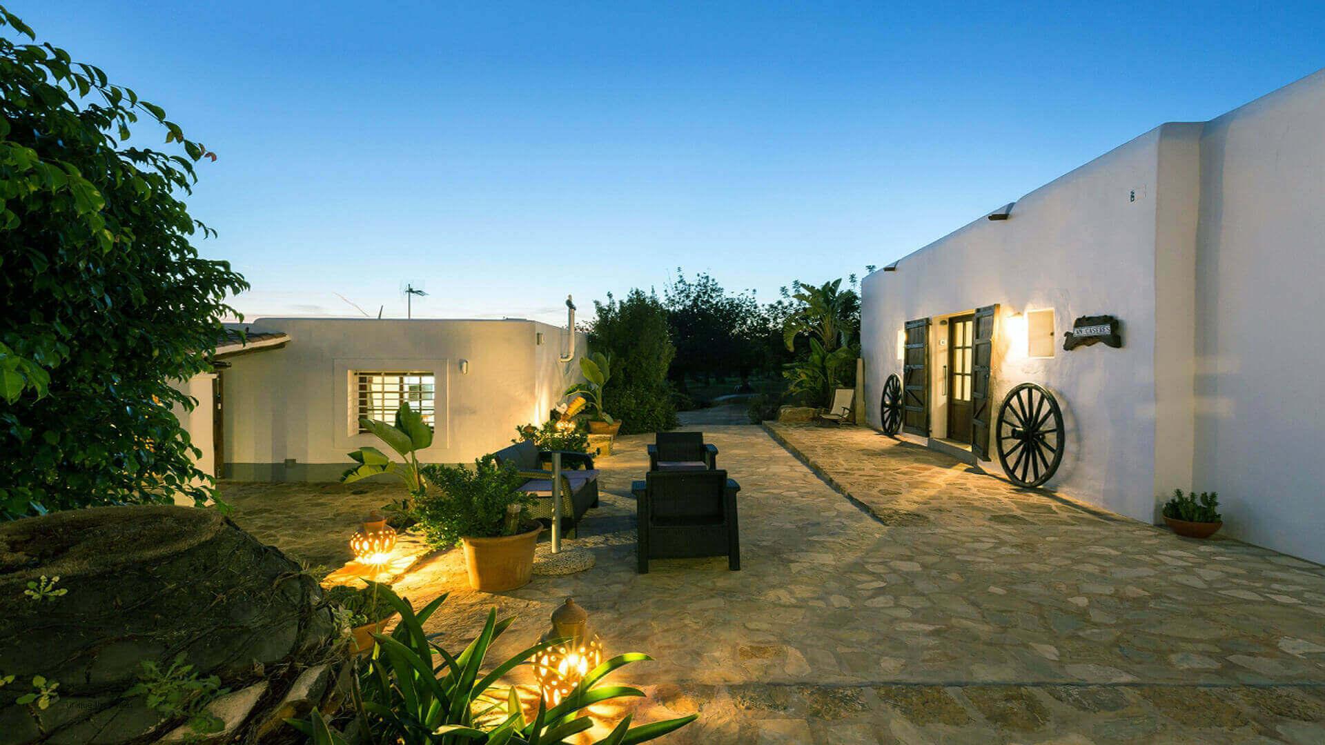 Can Payes Ibiza 5 Villas I II
