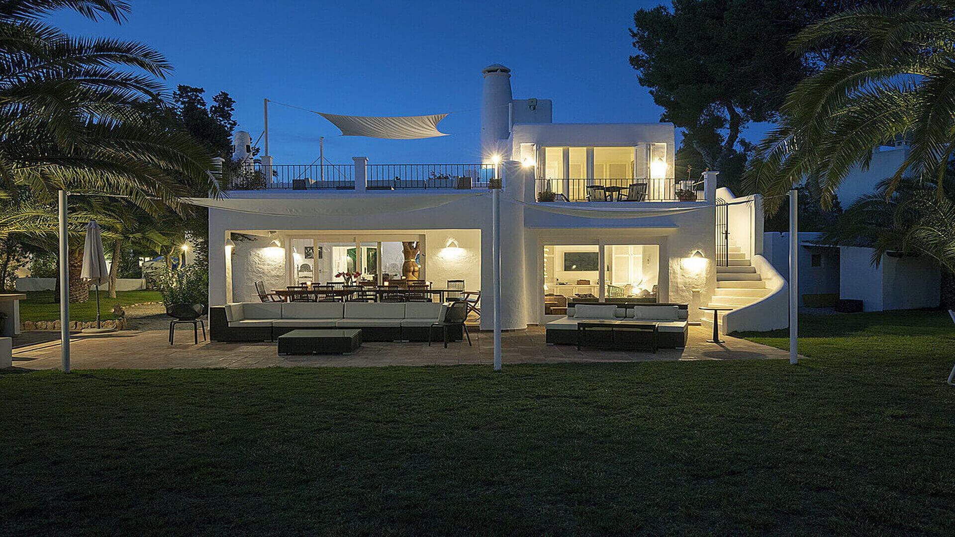 Villa Cigala Ibiza 2 Santa Eulalia