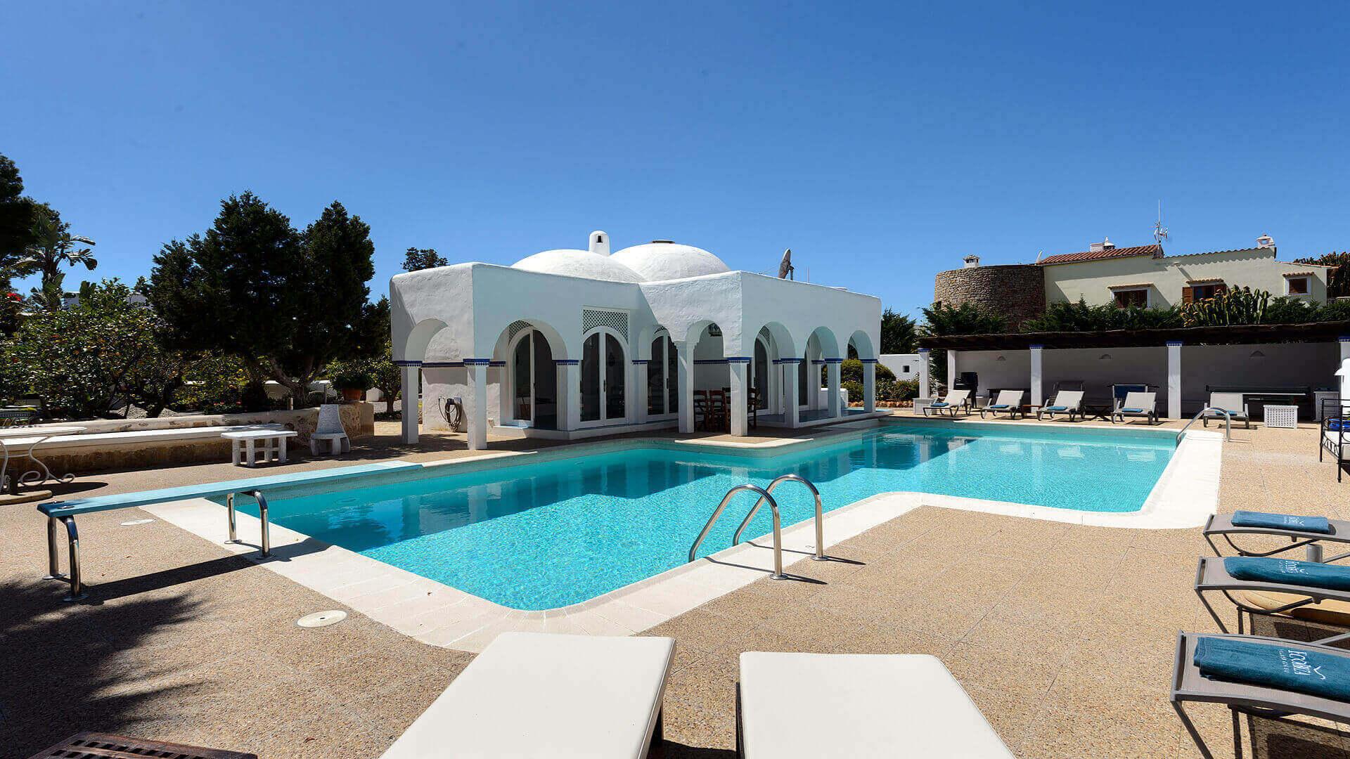 Villa Cigala Ibiza 5 Santa Eulalia