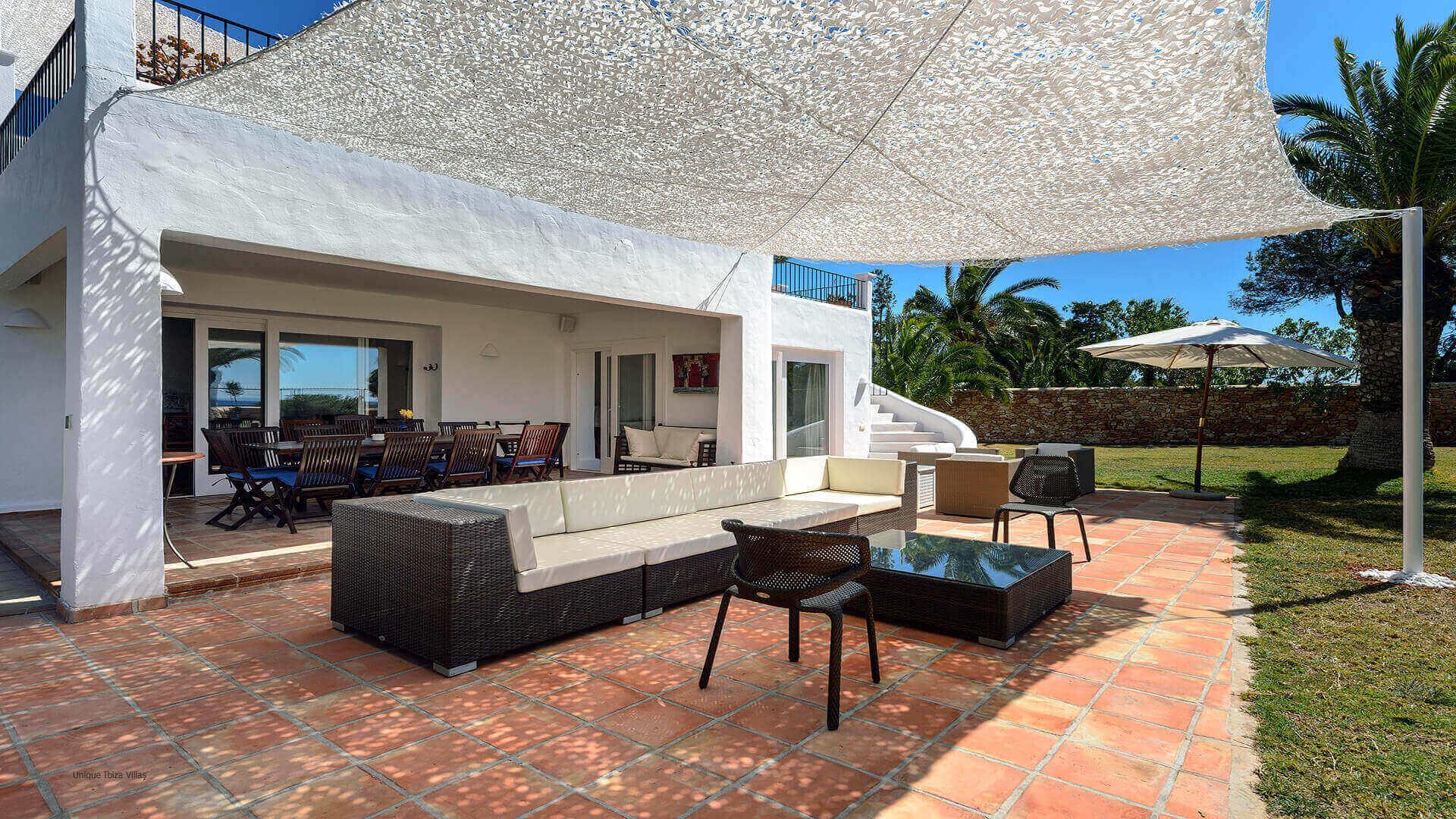 Villa Cigala Ibiza 12 Main House