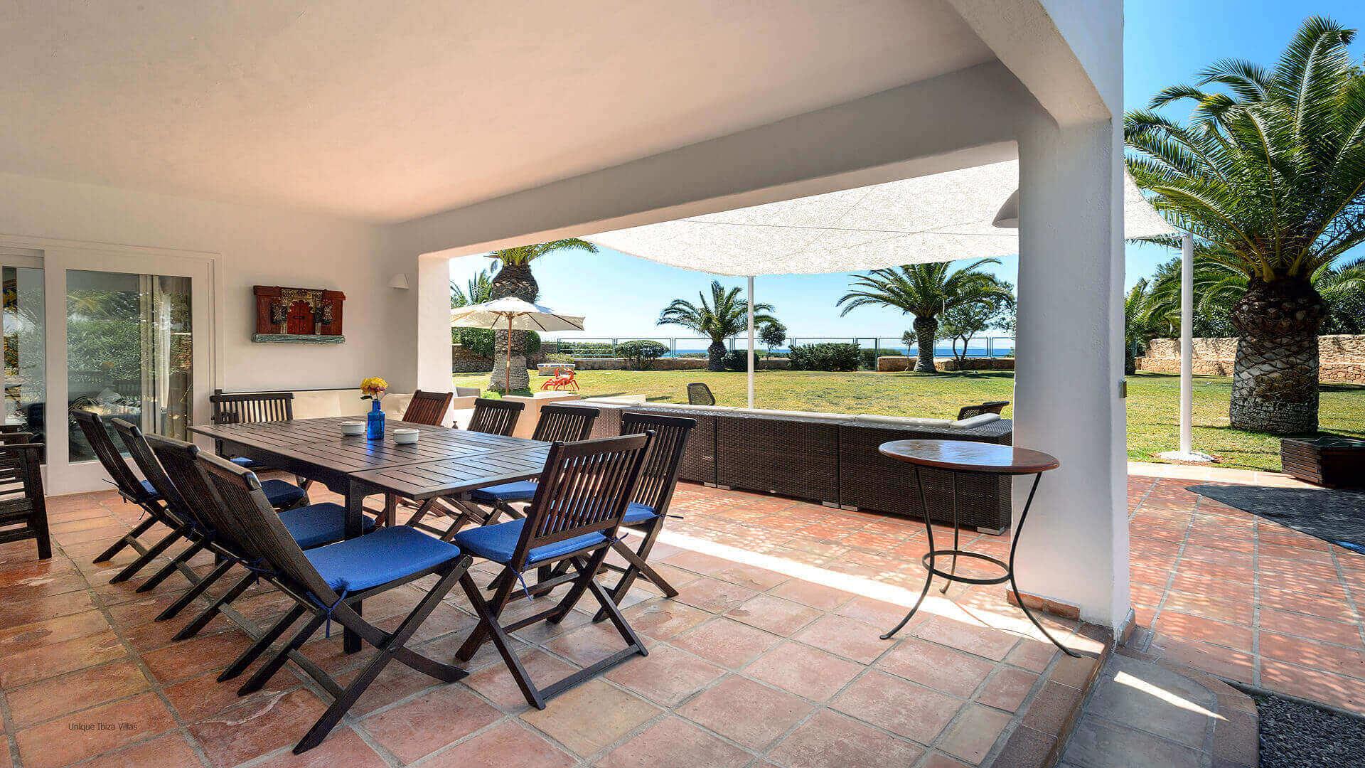 Villa Cigala Ibiza 15 Main House