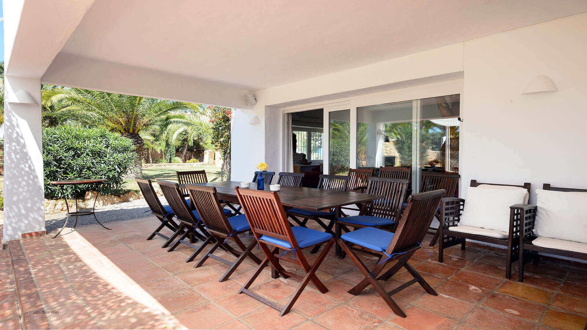 Villa Cigala Ibiza 16 Main House
