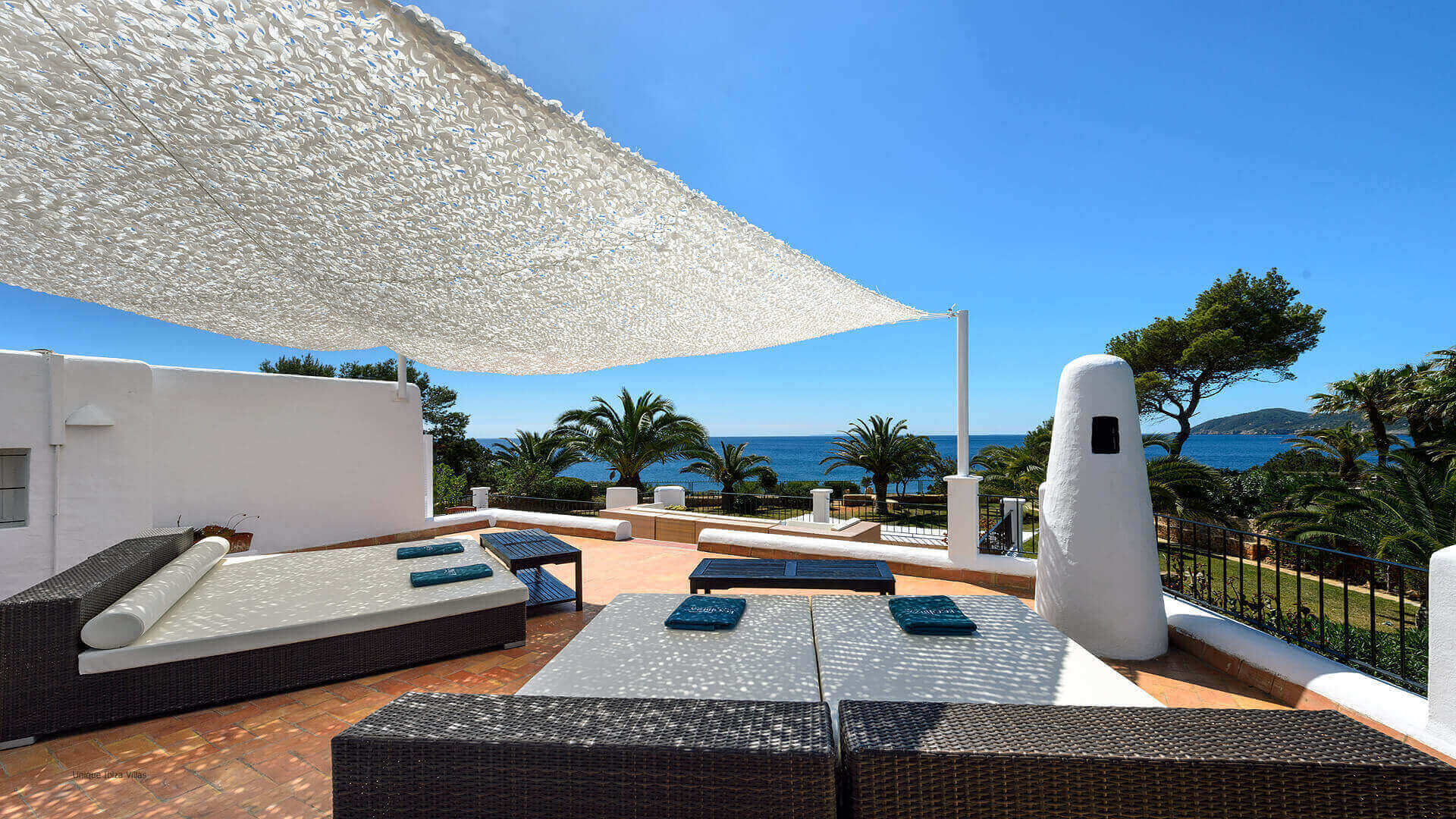Villa Cigala Ibiza 17 Main House Terrace