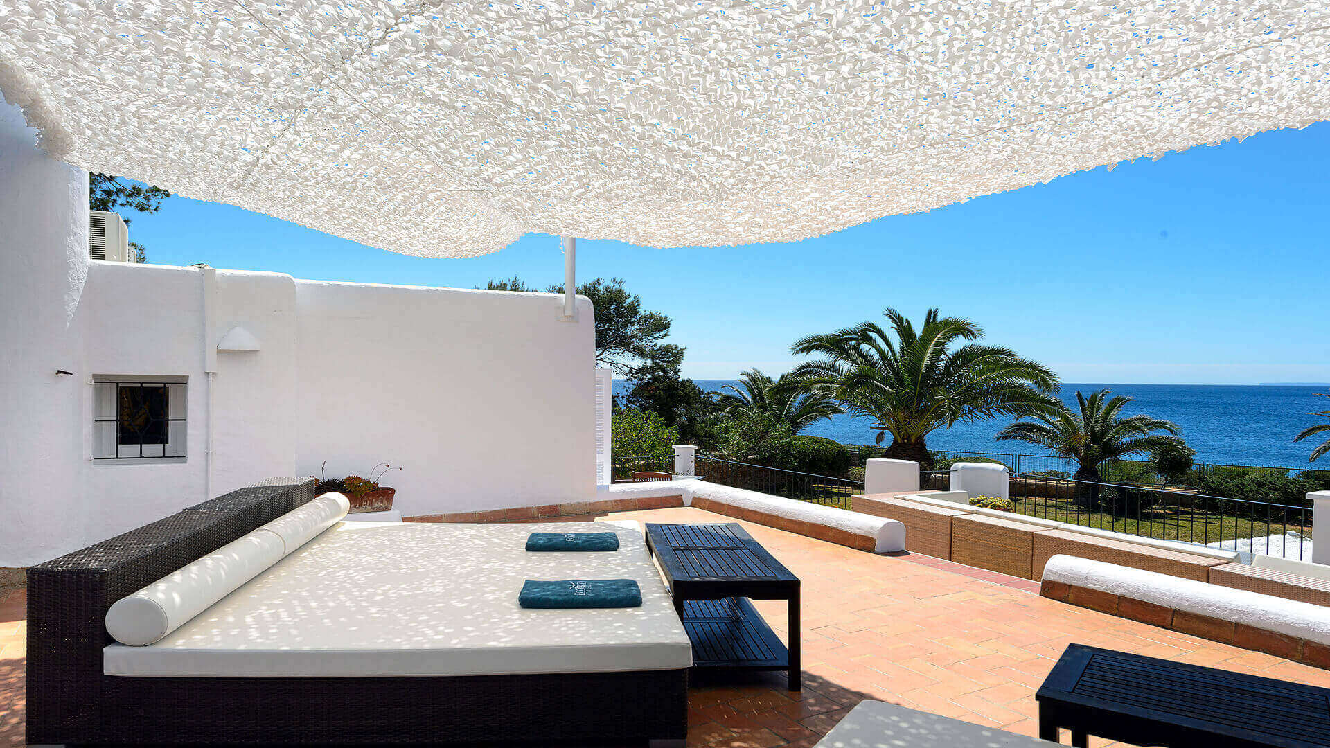 Villa Cigala Ibiza 18 Main House Terrace