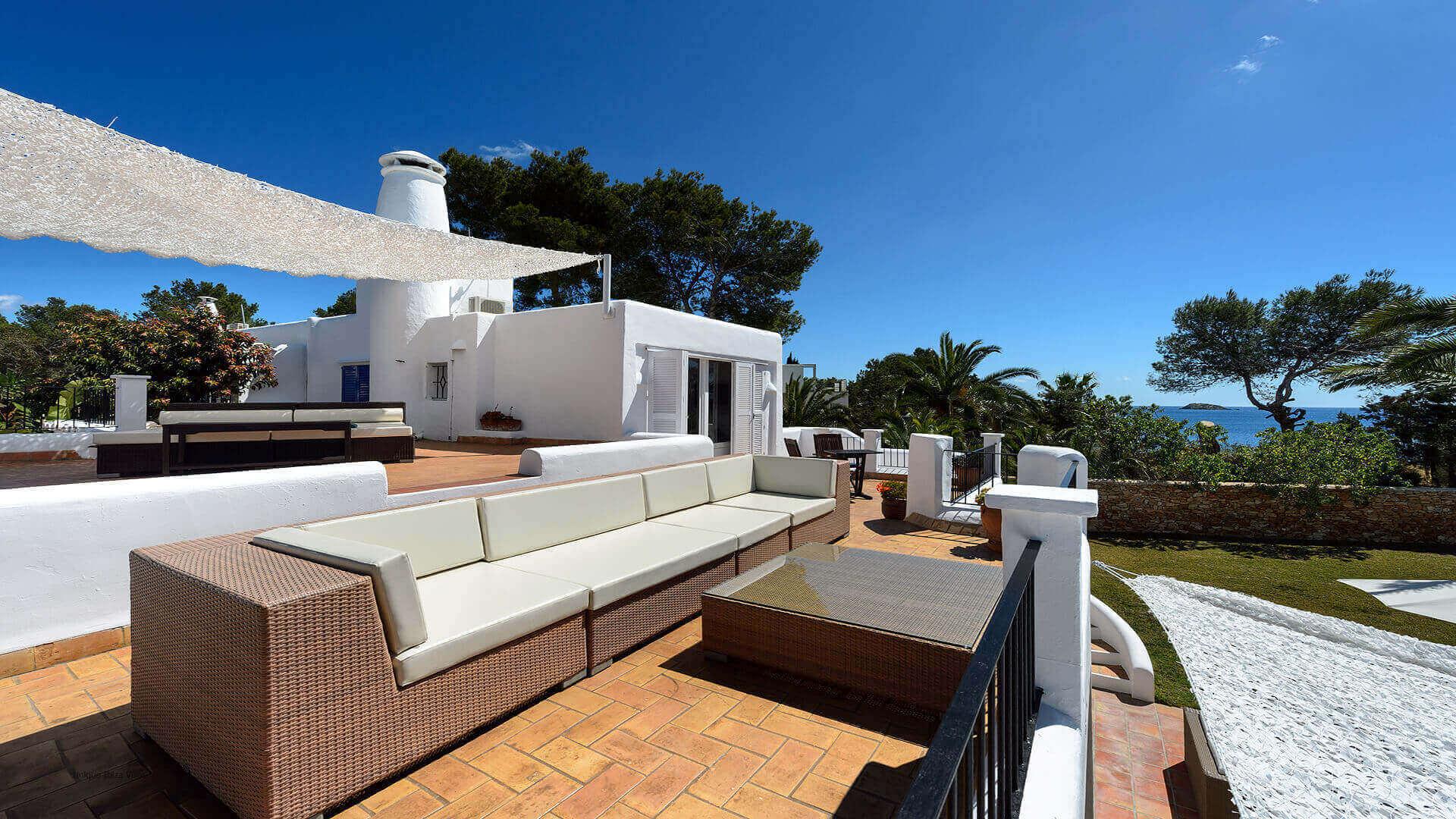 Villa Cigala Ibiza 20 Main House Terrace
