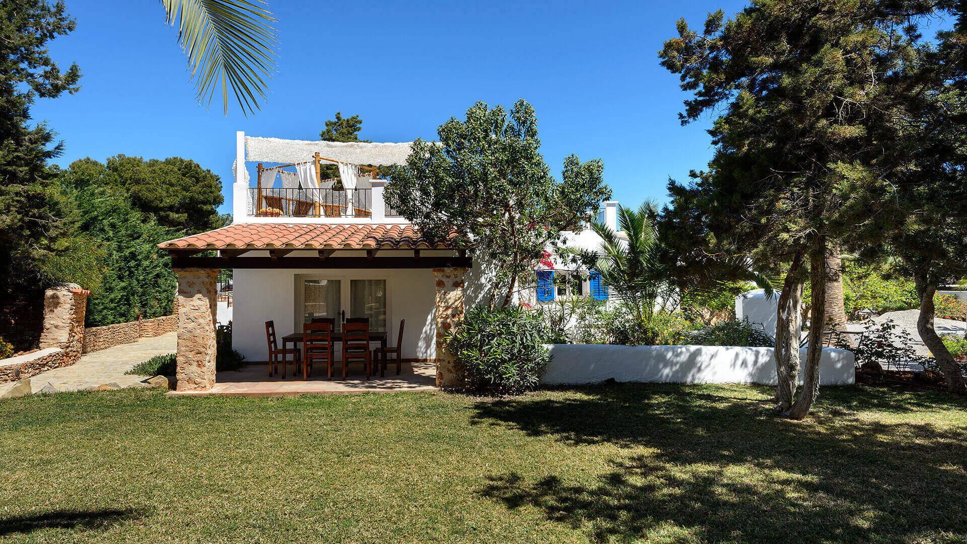 Villa Cigala Ibiza 21 Bungalow