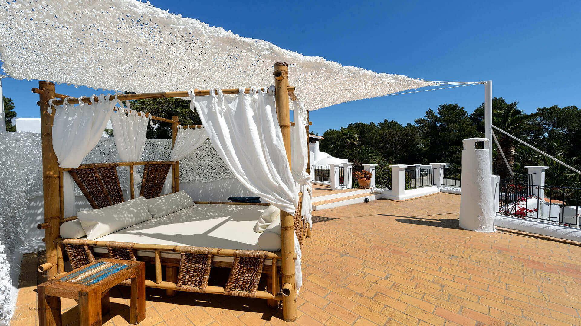 Villa Cigala Ibiza 22 Bungalow Terrace