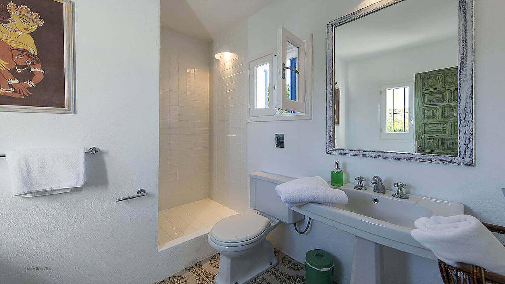 Villa Cigala Ibiza 41 Bedroom 6 En Suite
