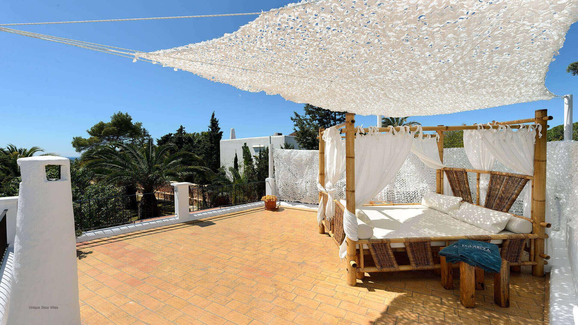 Villa Cigala Ibiza 45 Bedroom 7 Terrace