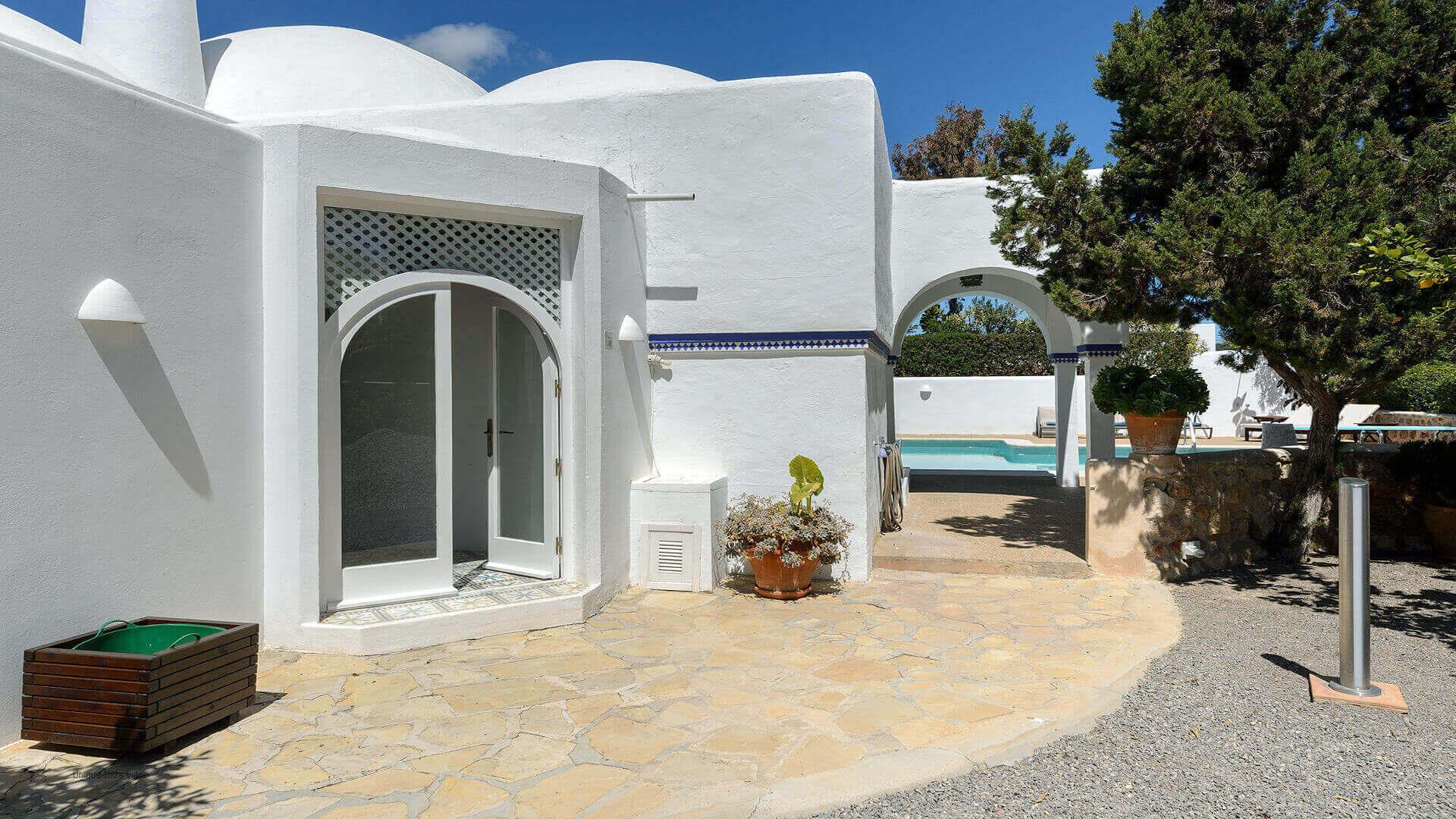 Villa Cigala Ibiza 47 Pool House