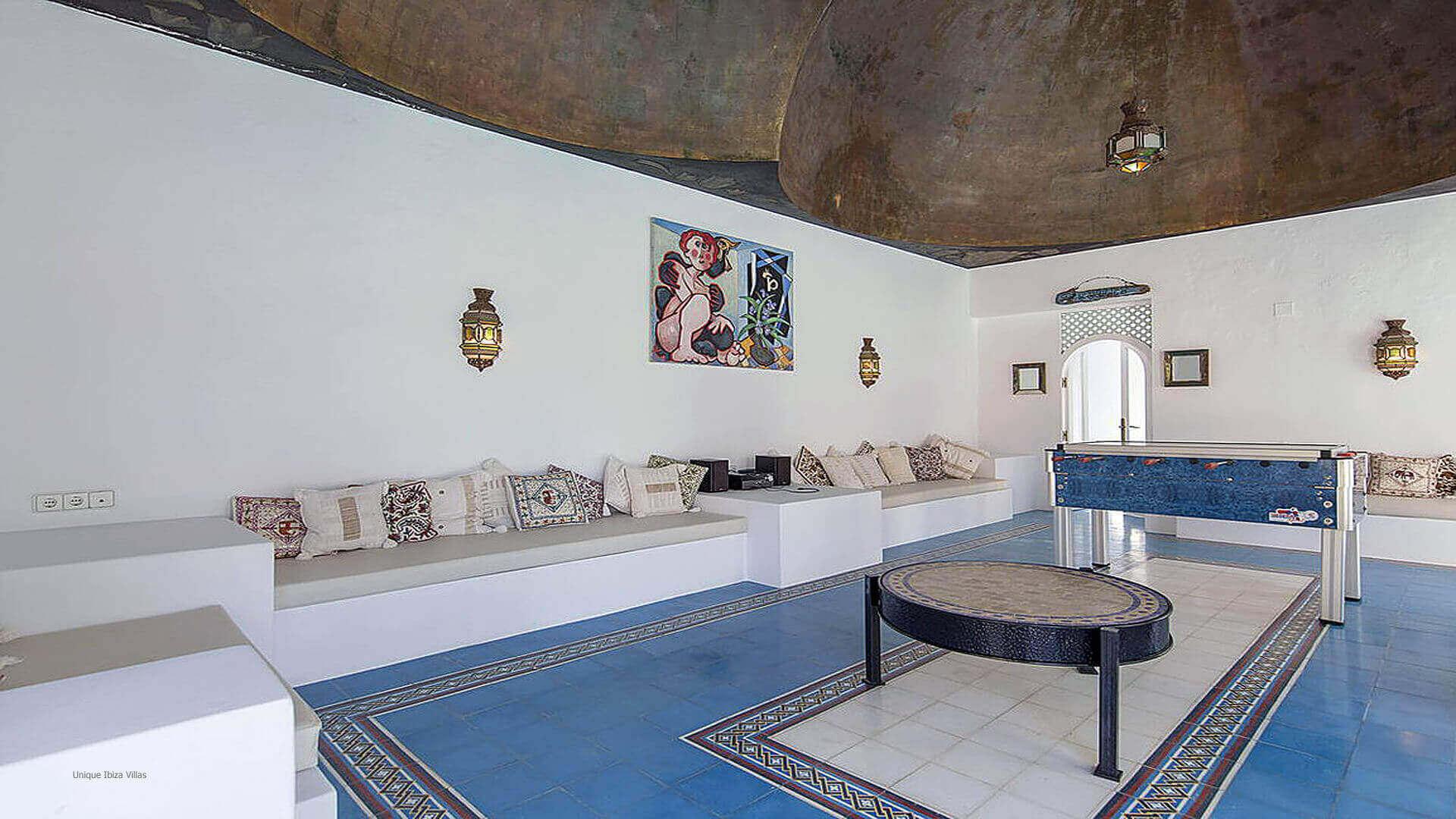 Villa Cigala Ibiza 48 Pool House