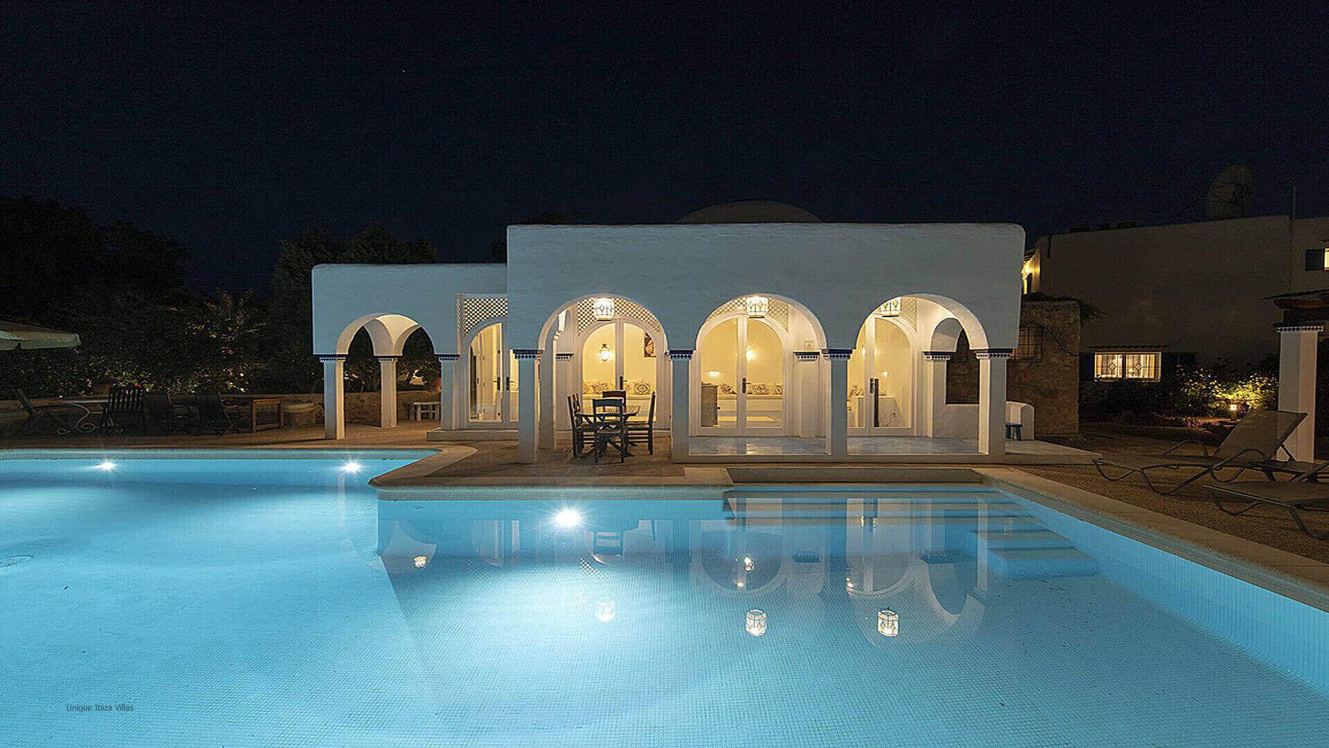 Villa Cigala Ibiza 49 Pool House