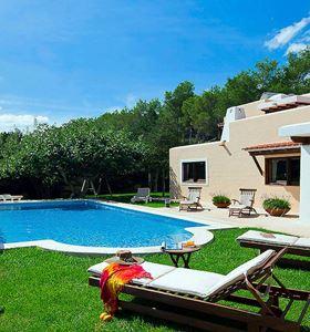 Villa El Abuelo 1 Ibiza Near Santa Eulalia