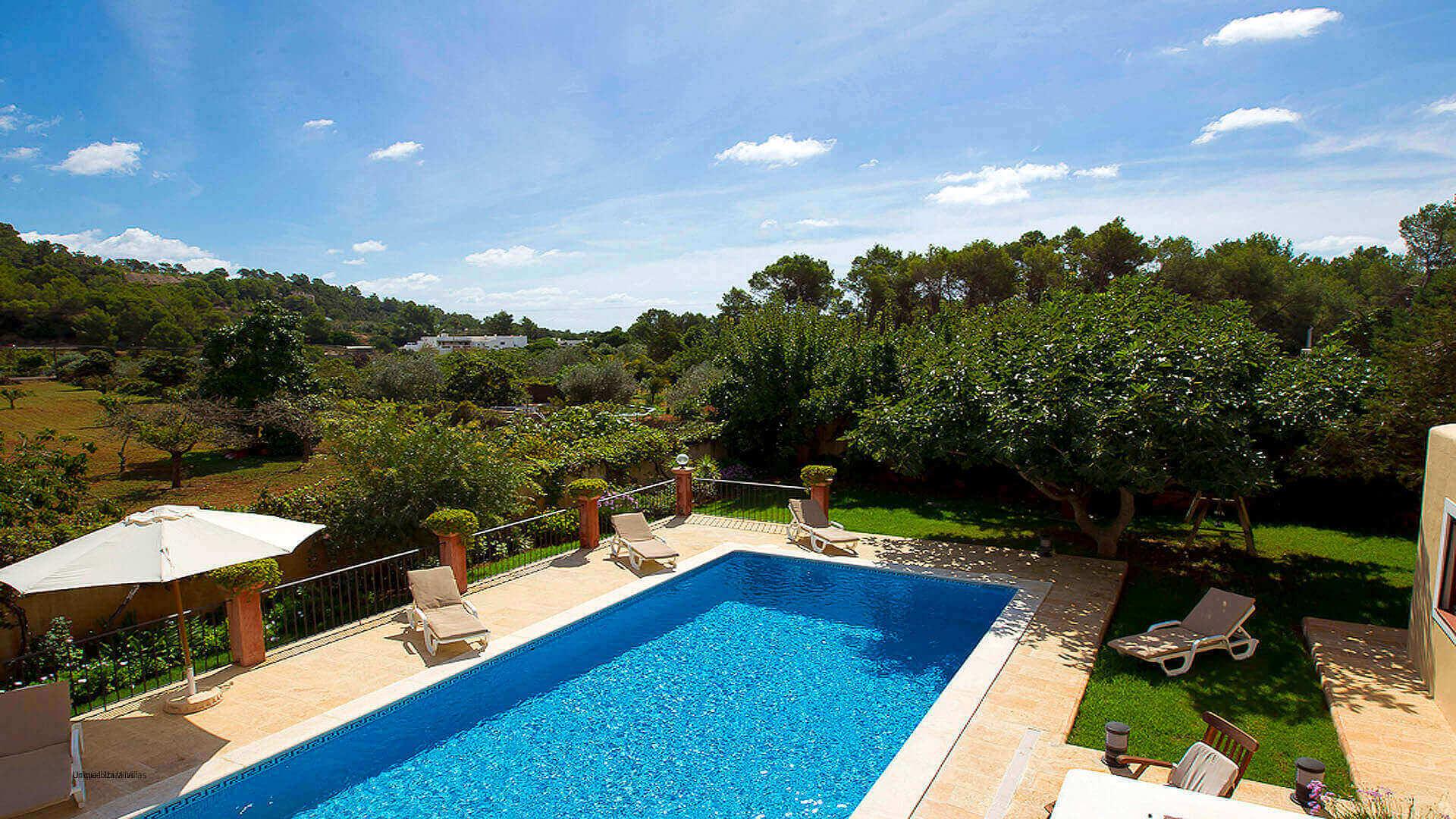 Villa El Abuelo 2 Ibiza Near Santa Eulalia