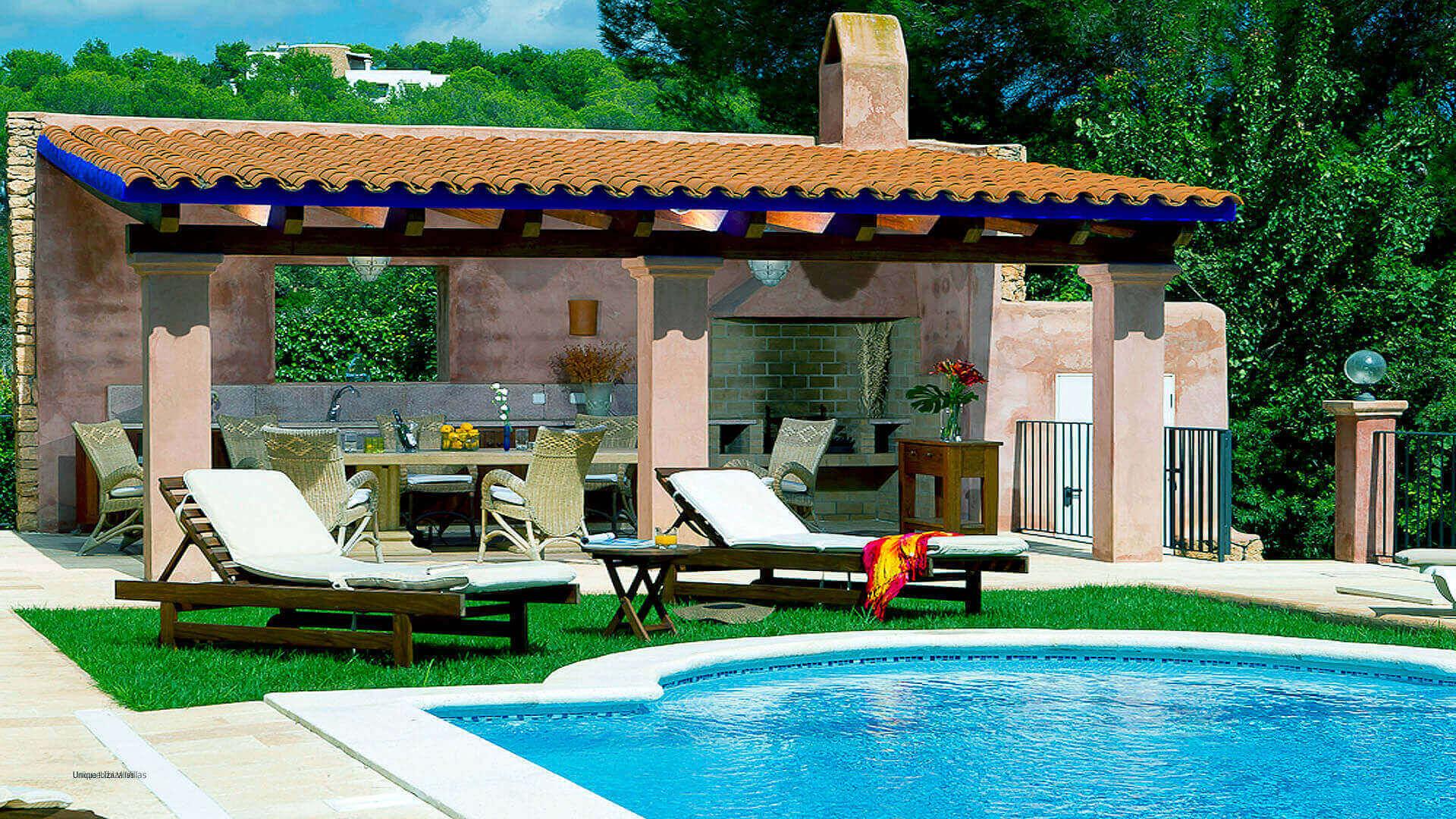 Villa El Abuelo 4 Ibiza Near Santa Eulalia