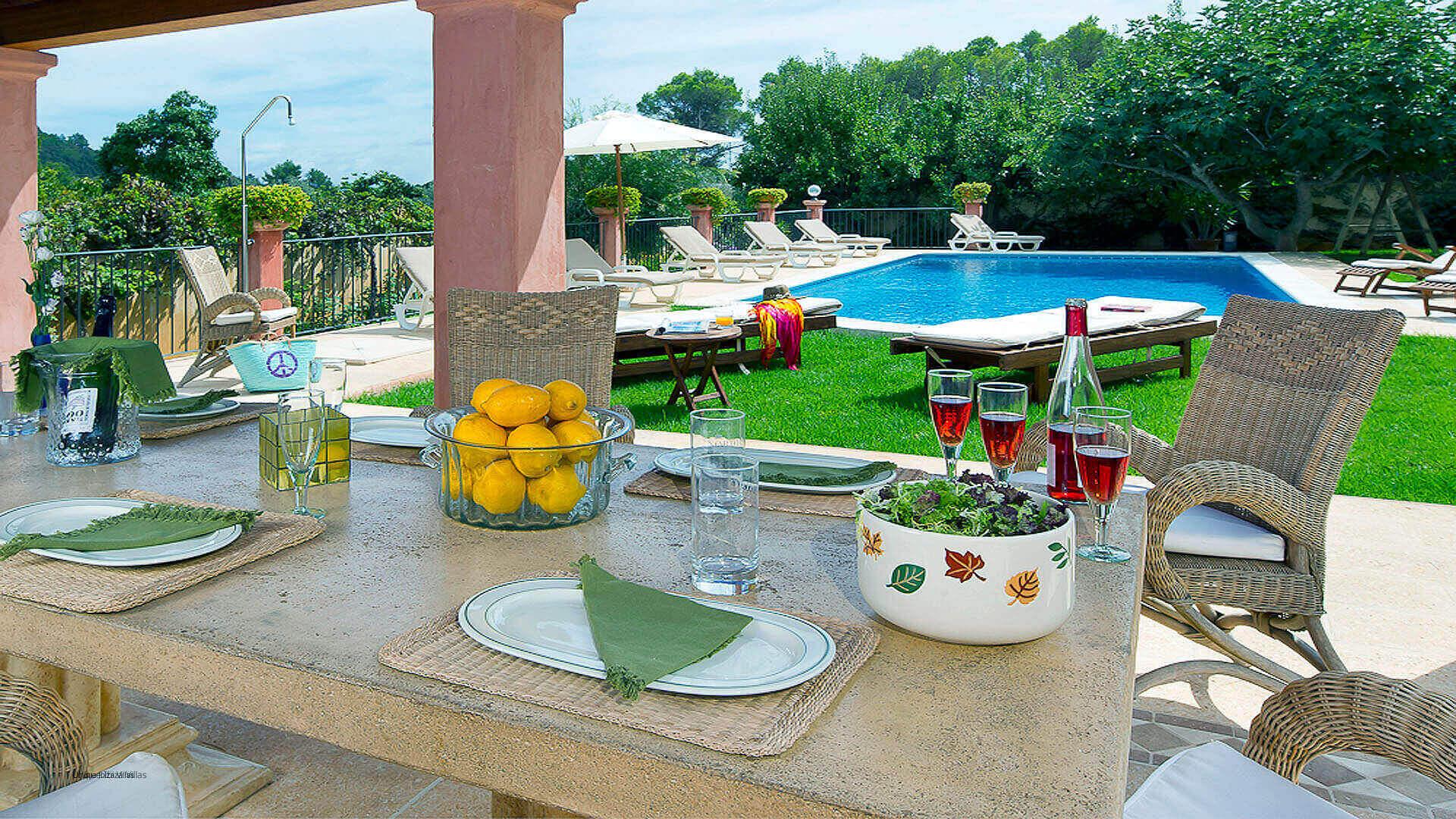Villa El Abuelo 10 Ibiza Near Santa Eulalia
