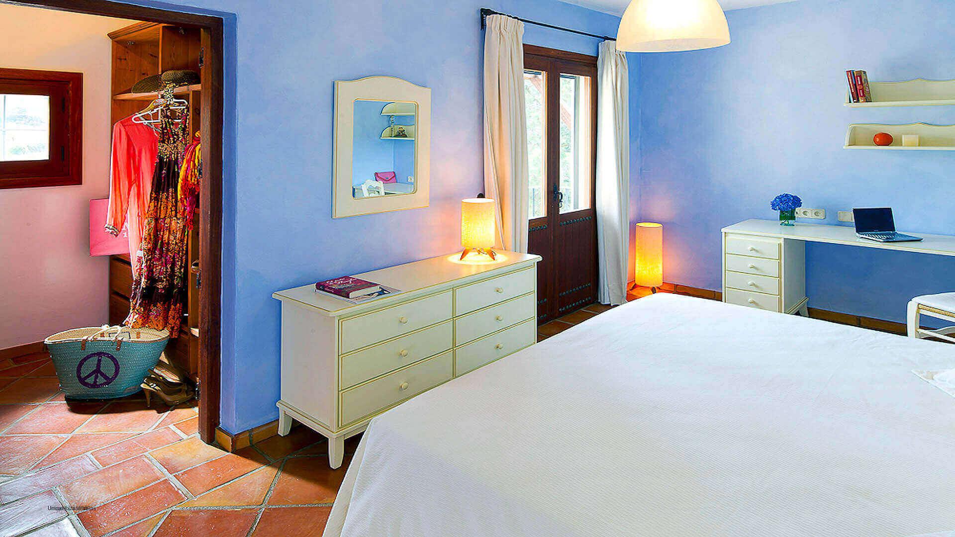 Villa El Abuelo 20 Ibiza Bedroom 2