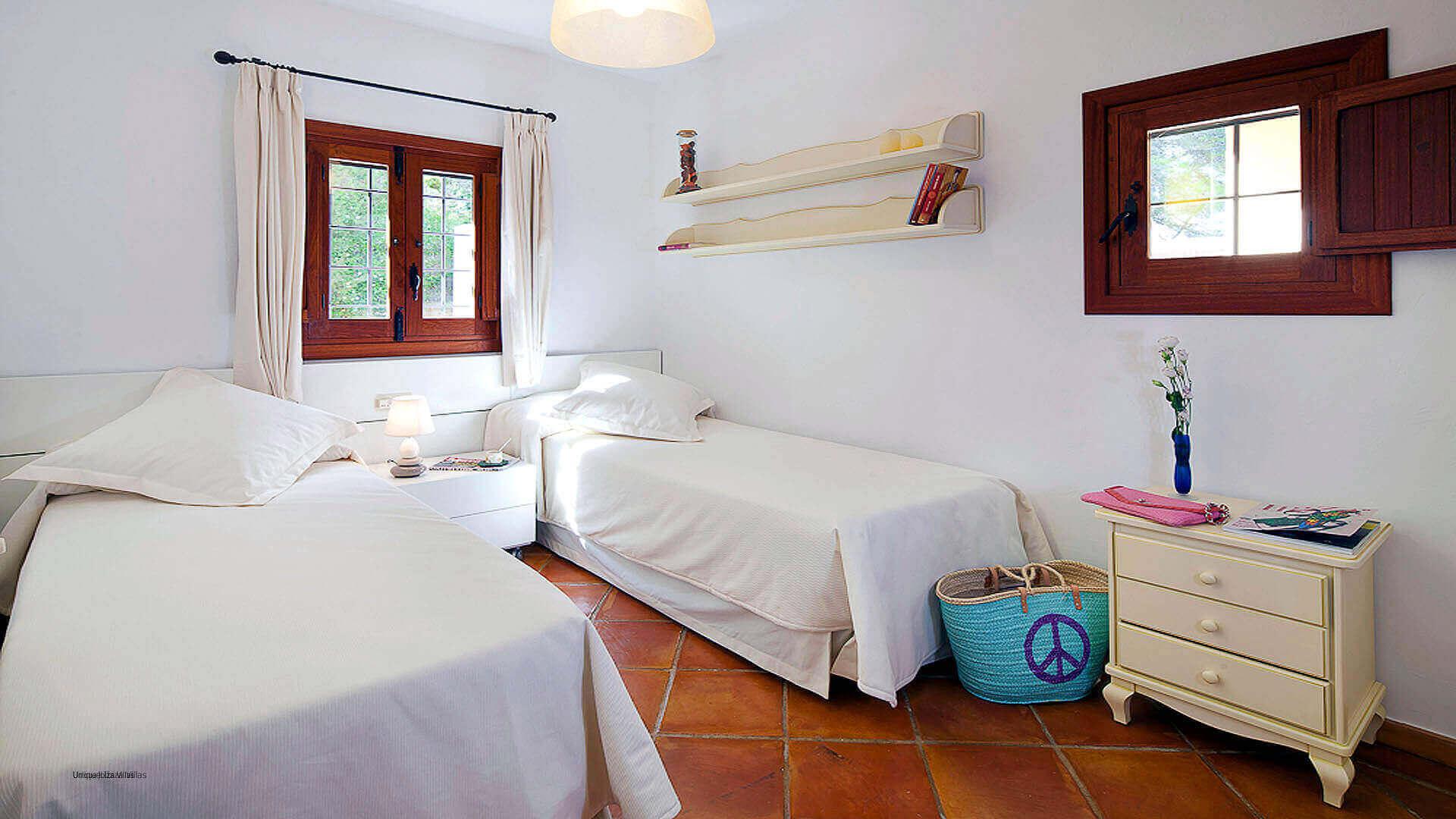 Villa El Abuelo 23 Ibiza Bedroom 3