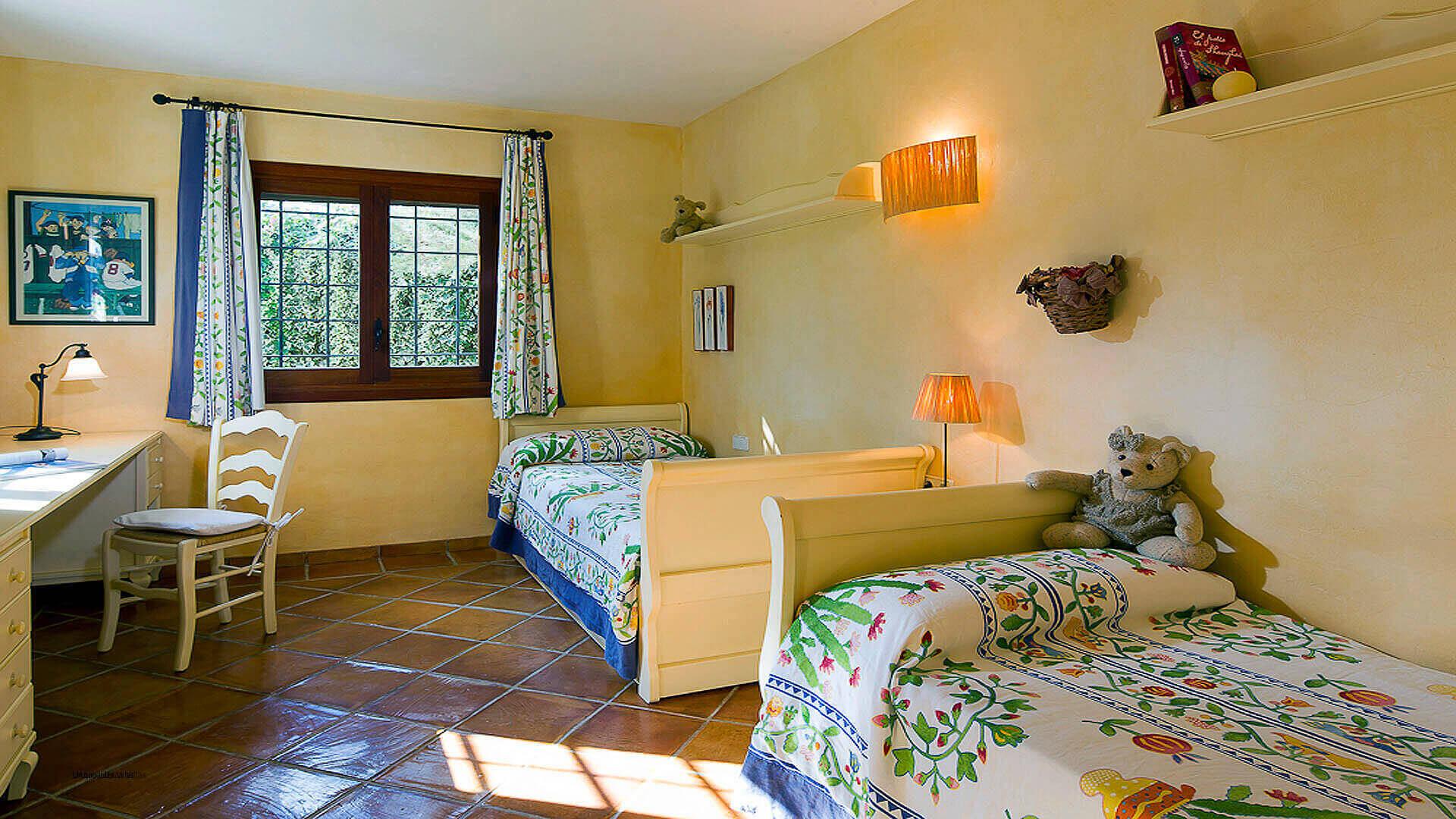 Villa El Abuelo 24 Ibiza Bedroom 4
