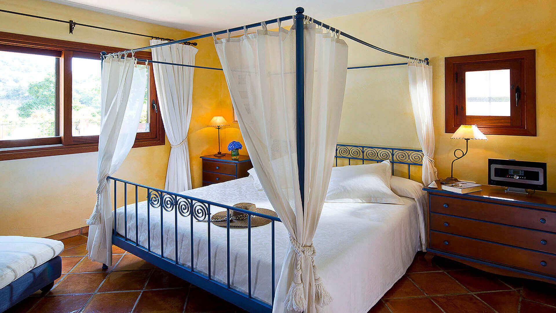 Villa El Abuelo 19a Ibiza Bedroom 1