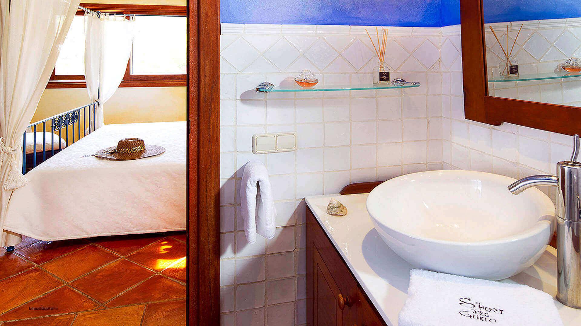 Villa El Abuelo 27 Ibiza Bathroom 3
