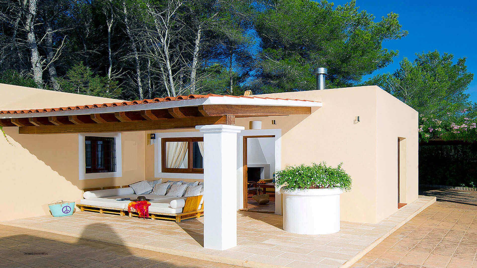 Villa El Abuelo 29 Ibiza Bedroom 5