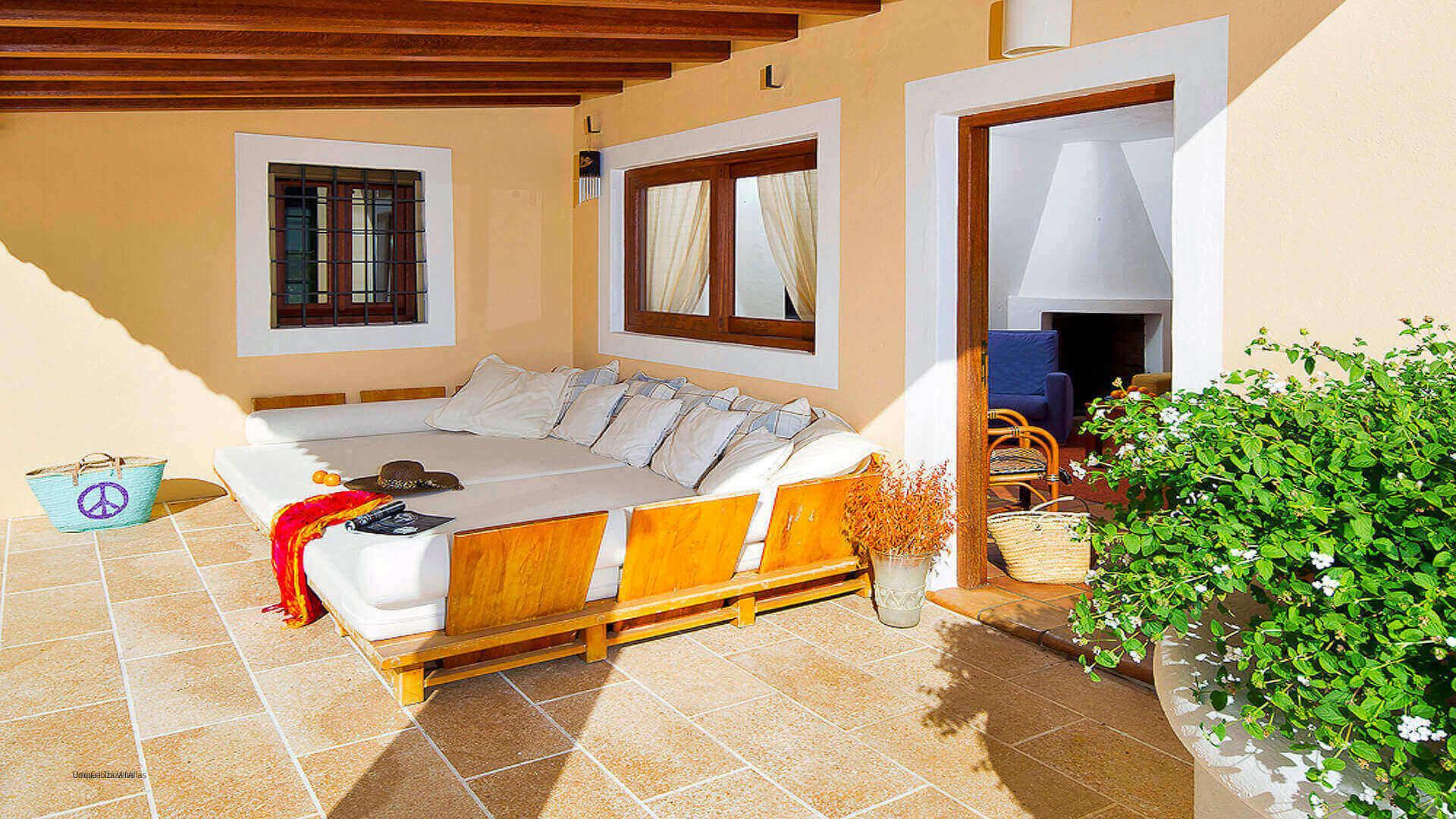 Villa El Abuelo 30 Ibiza Bedroom 5