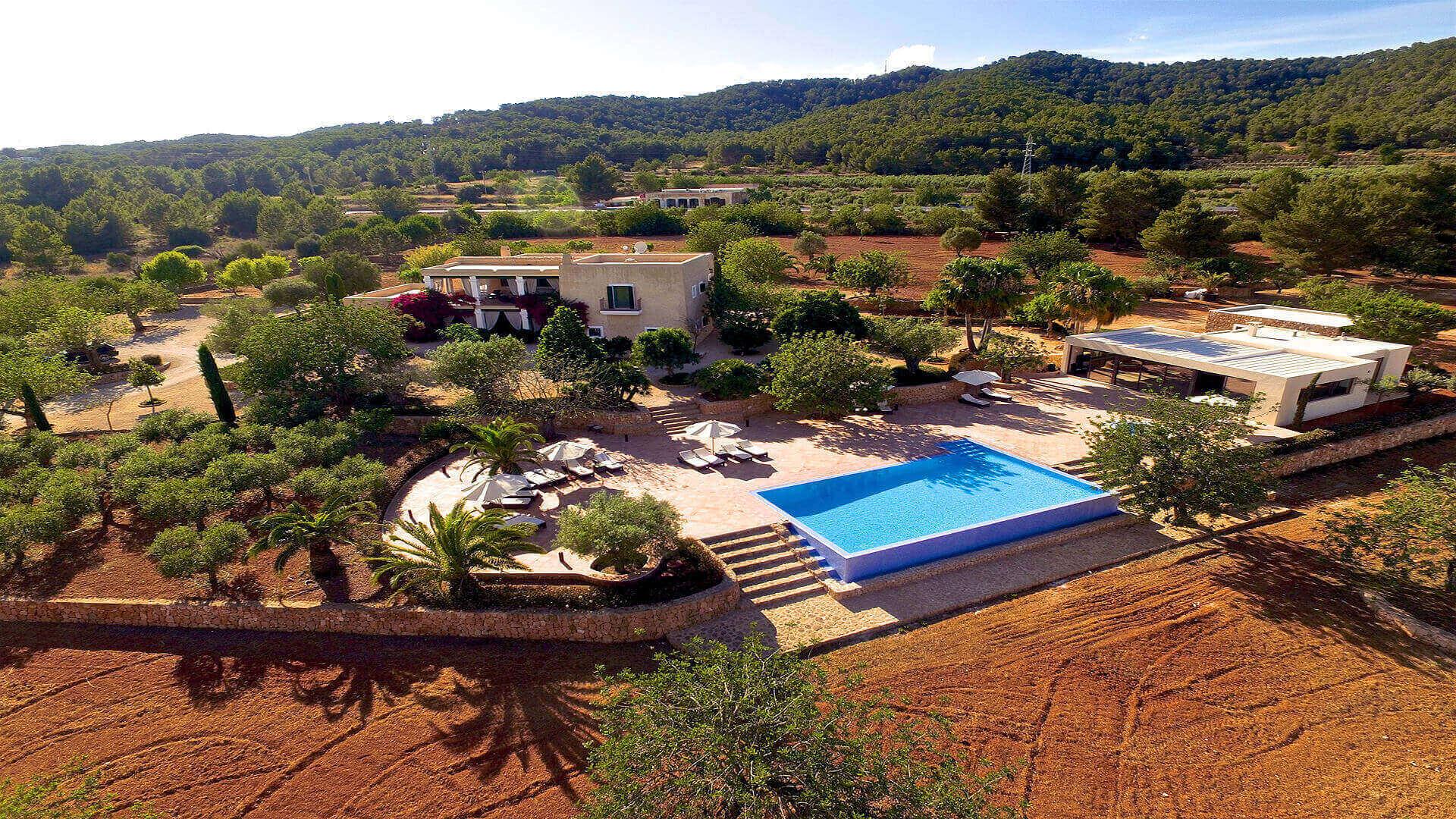 Villa Solivera Rafal Ibiza 12 Santa Eulalia