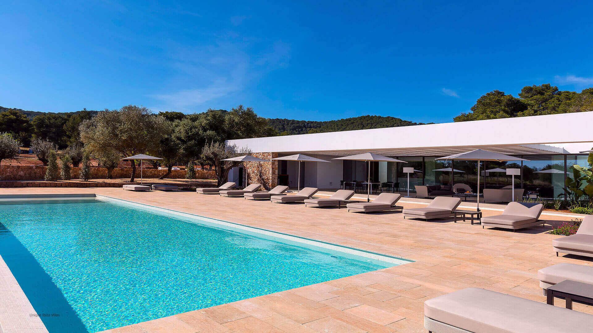 Villa Calma Ibiza 3 Near Santa Eulalia