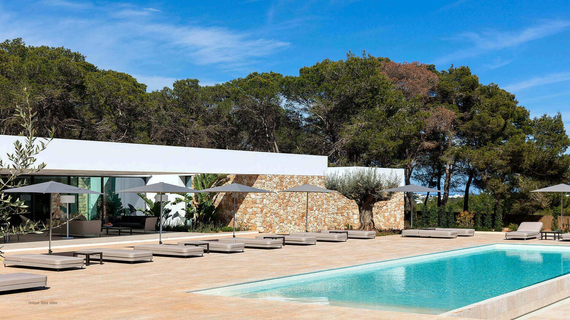 Villa Calma Ibiza 4 Near Santa Eulalia