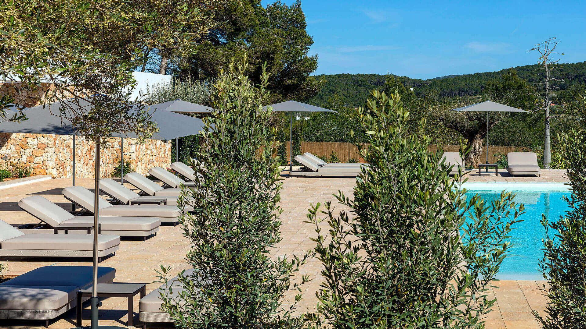 Villa Calma Ibiza 6 Near Santa Eulalia