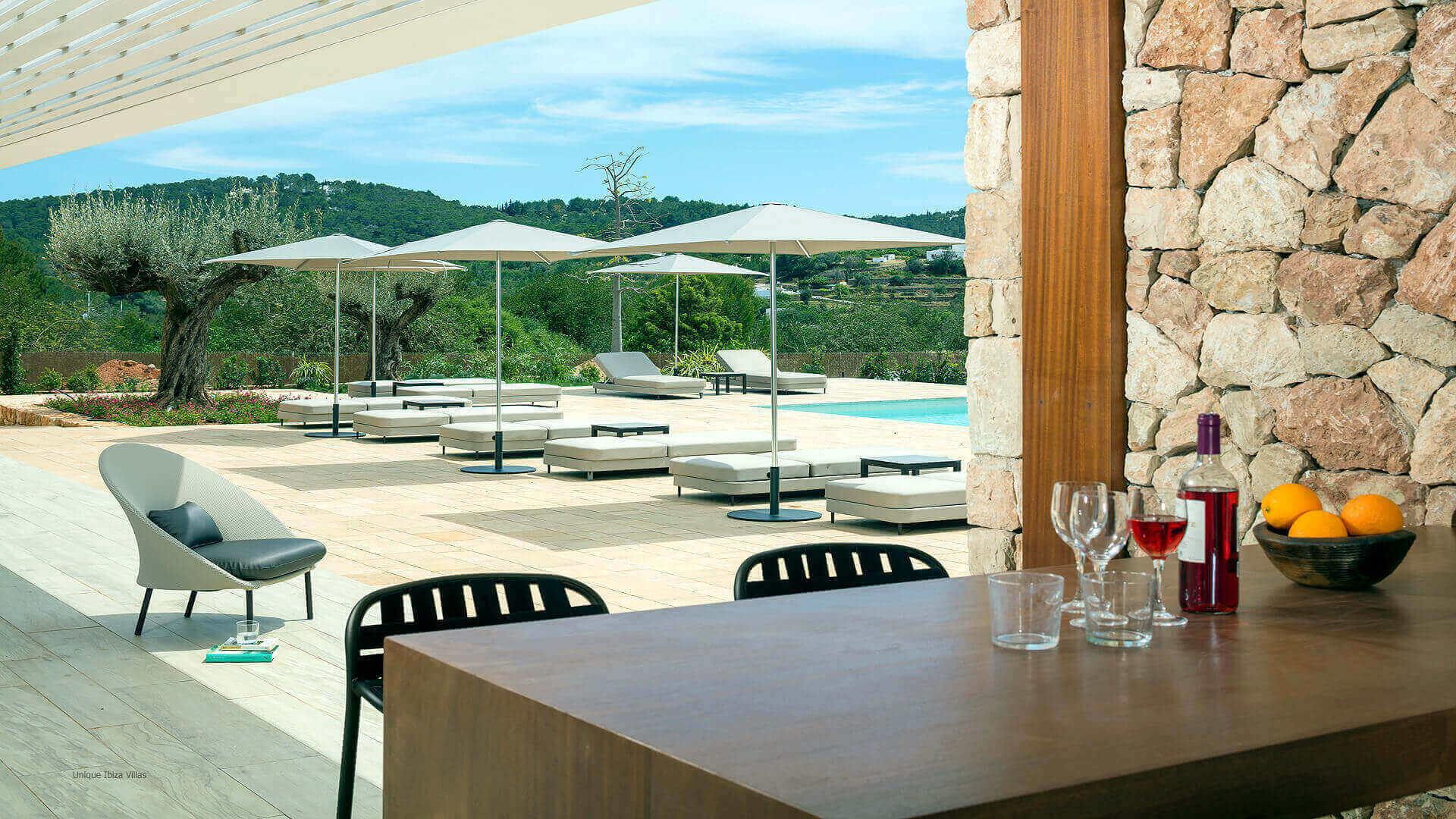 Villa Calma Ibiza 12 Near Santa Eulalia