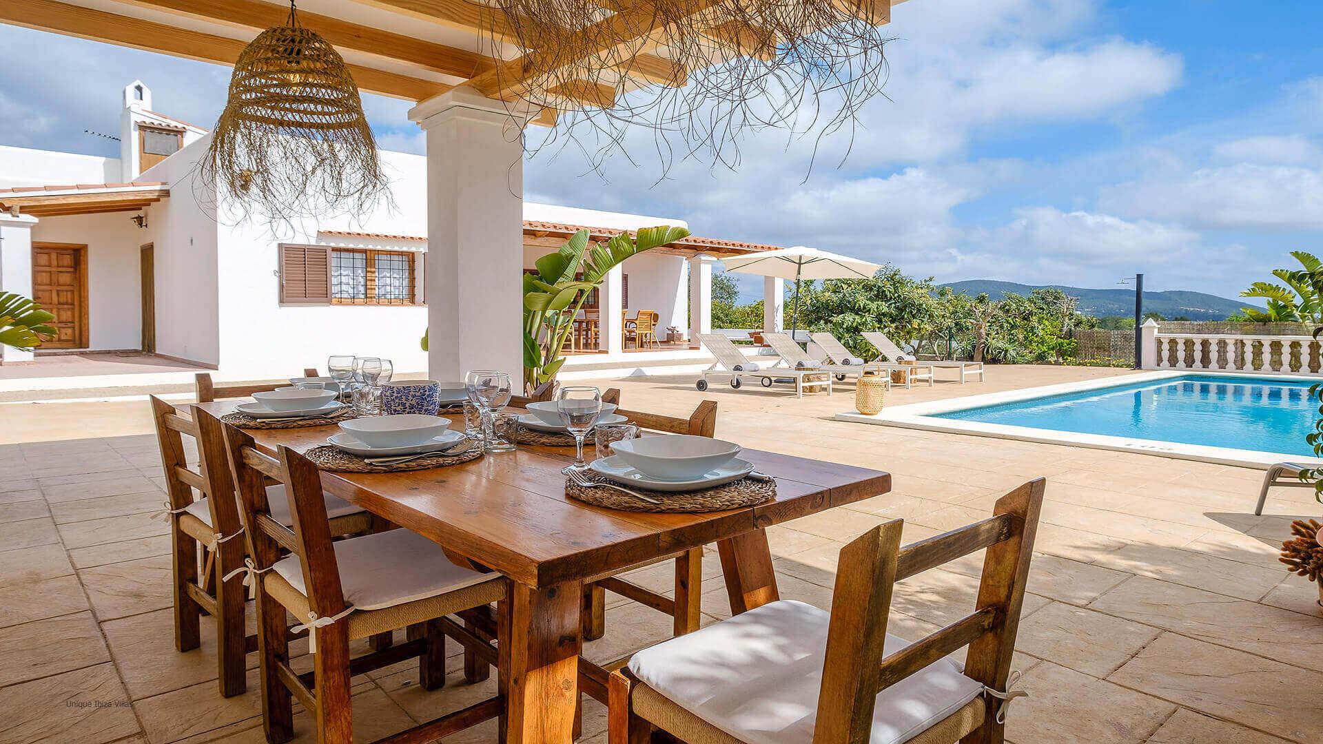 Villa Catalina Ibiza 9 Santa Eulalia