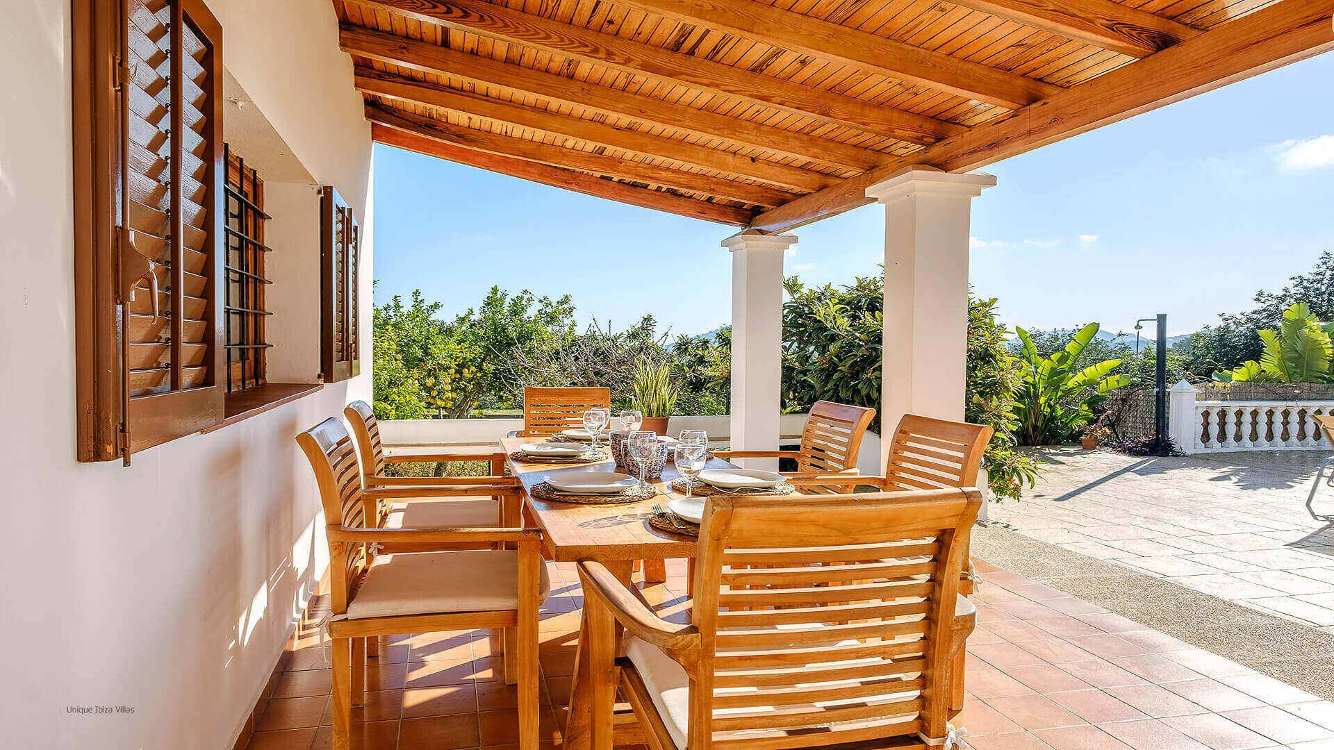 Villa Catalina Ibiza 10 Santa Eulalia