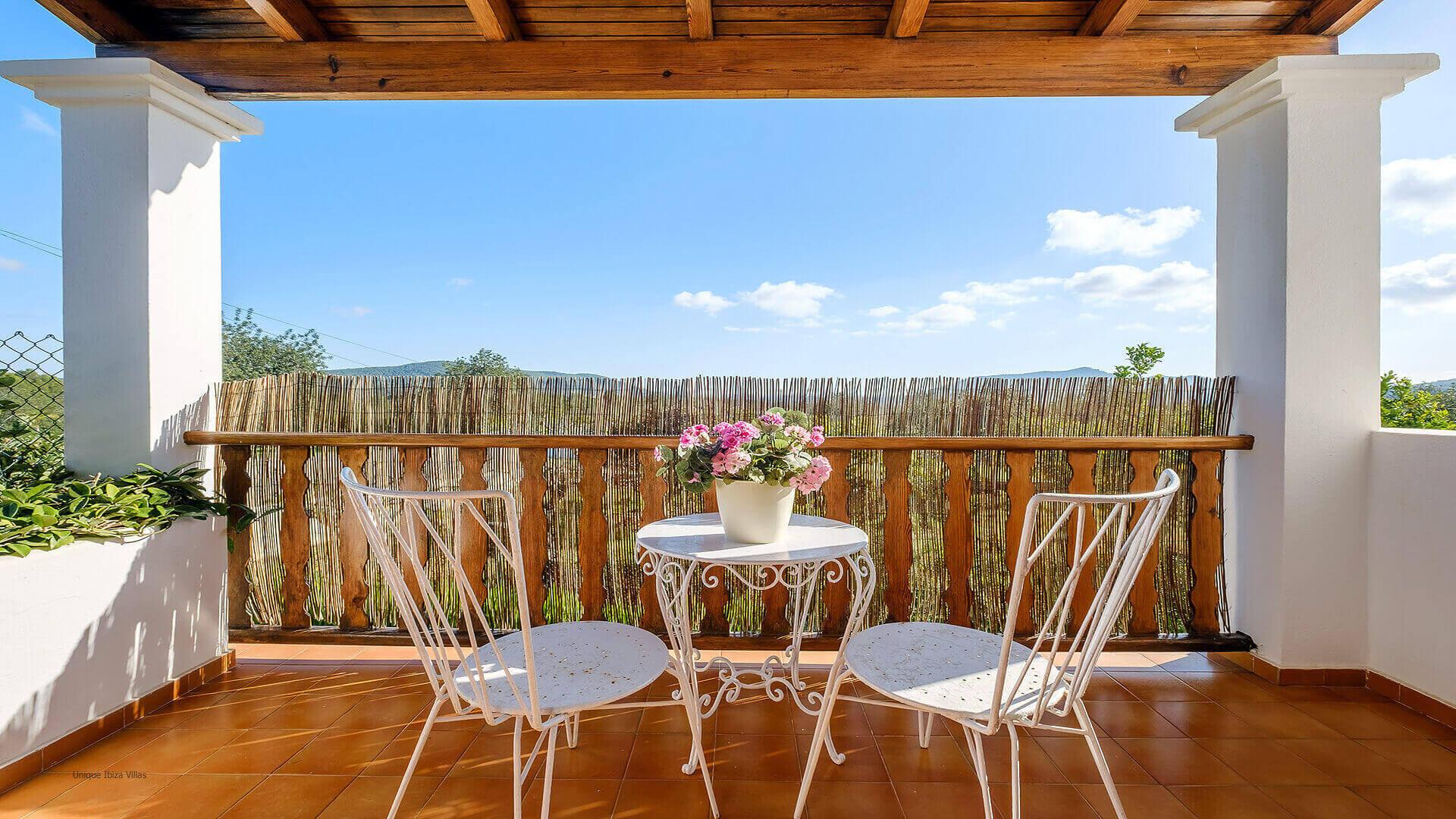 Villa Catalina Ibiza 24 Bedroom 1 Terrace
