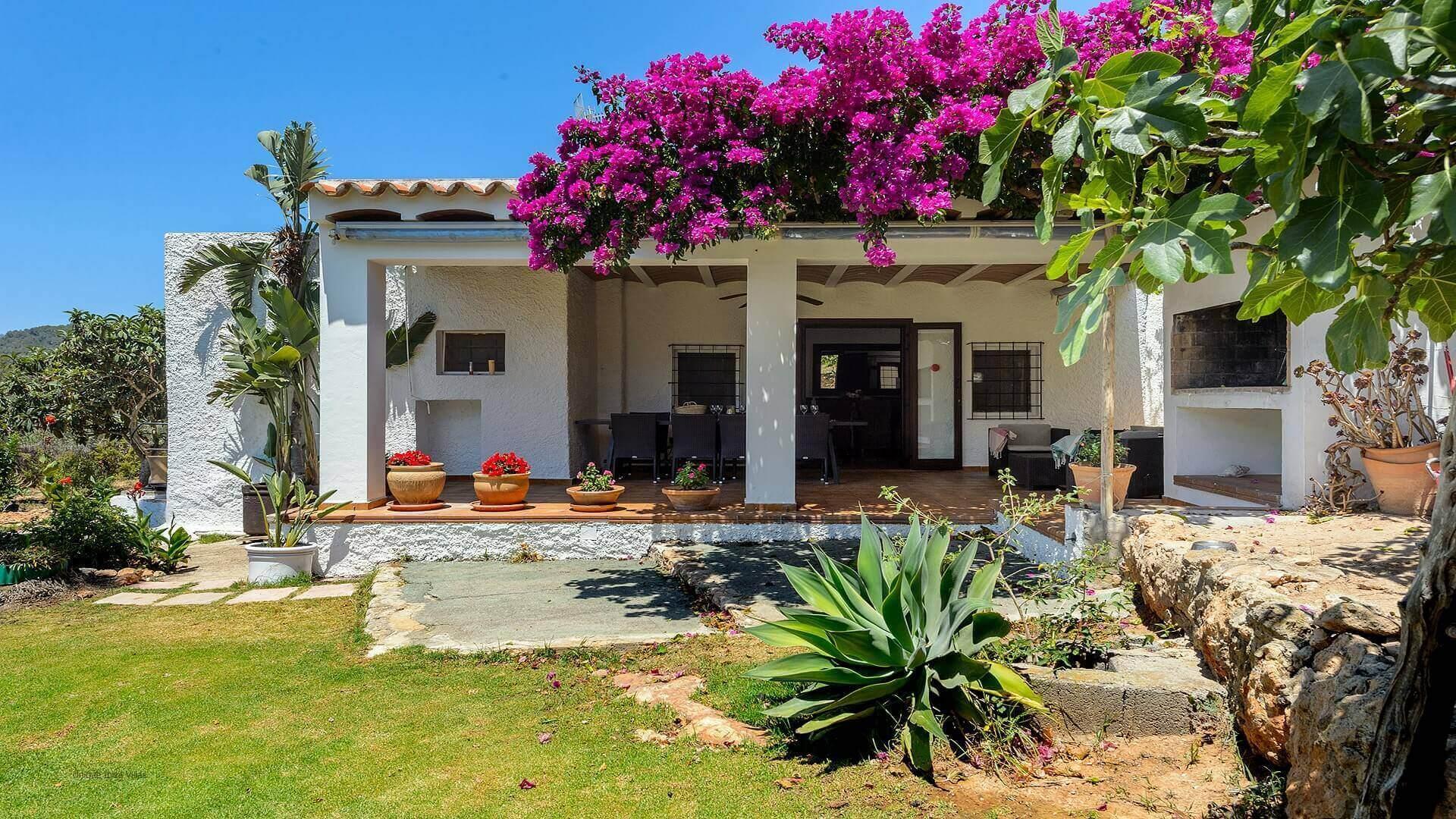 Casa Benirras Ibiza 9 Near Benirras