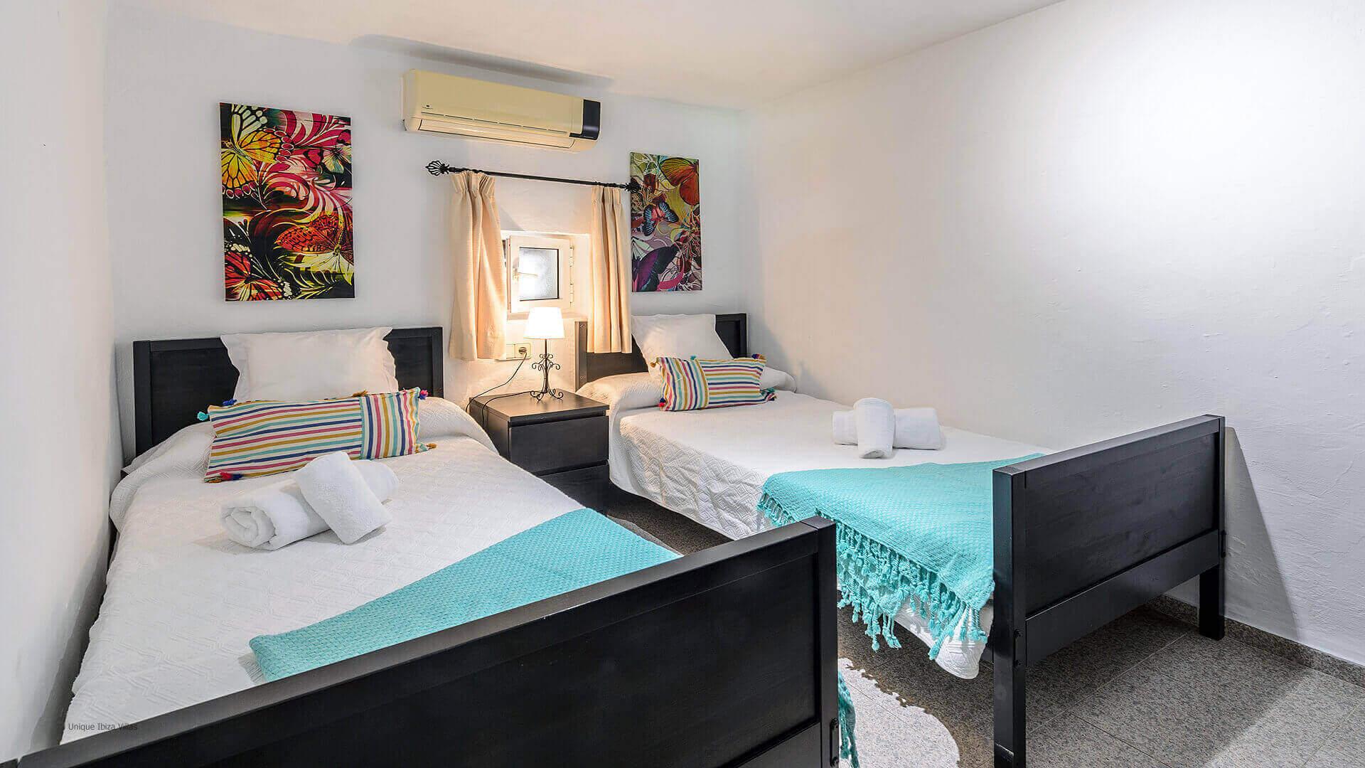 Casa Benirras Ibiza 32 Bedroom 3