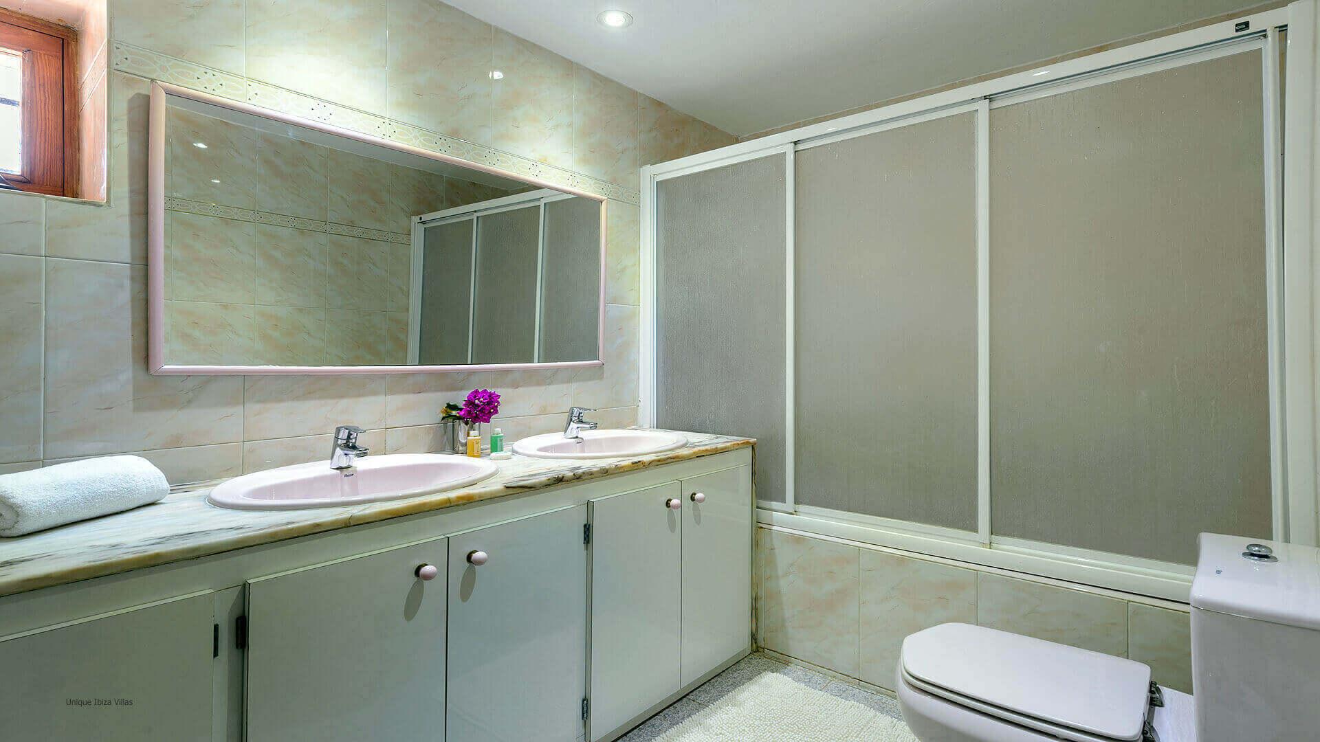 Casa Benirras Ibiza 35 Bathroom 1