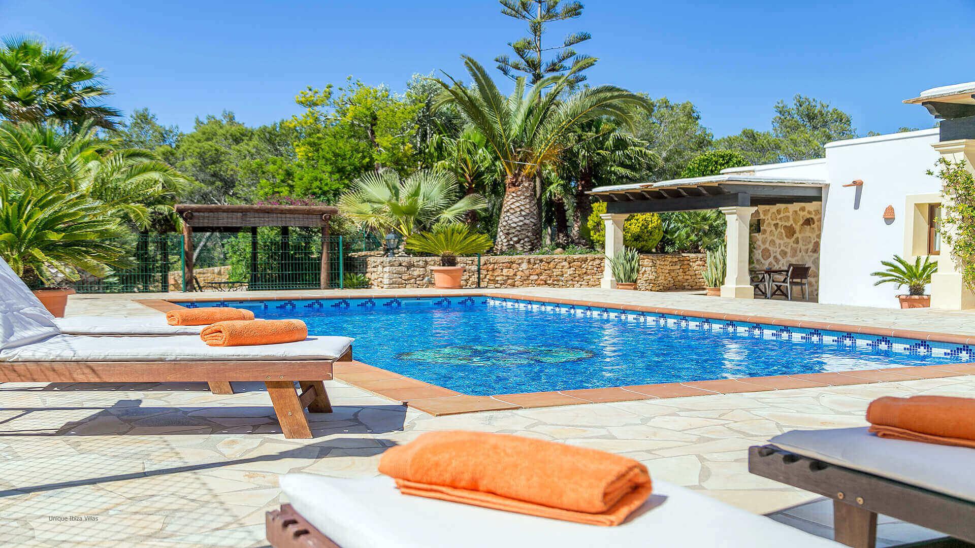 Villa Vista Monte Ibiza 2 Near San Miguel