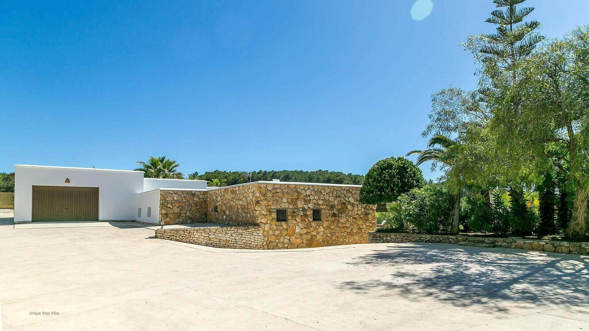 Villa Vista Monte Ibiza 5 Near San Miguel