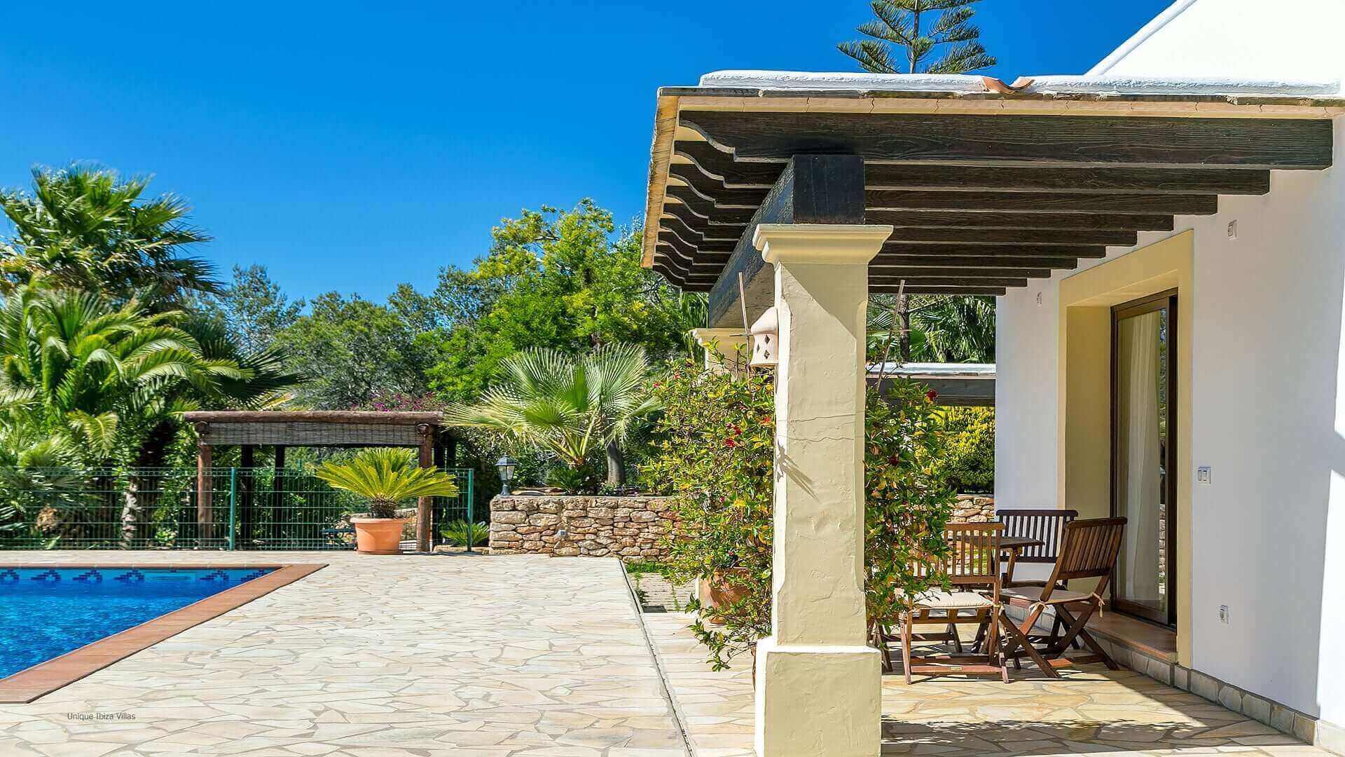 Villa Vista Monte Ibiza 6 Near San Miguel