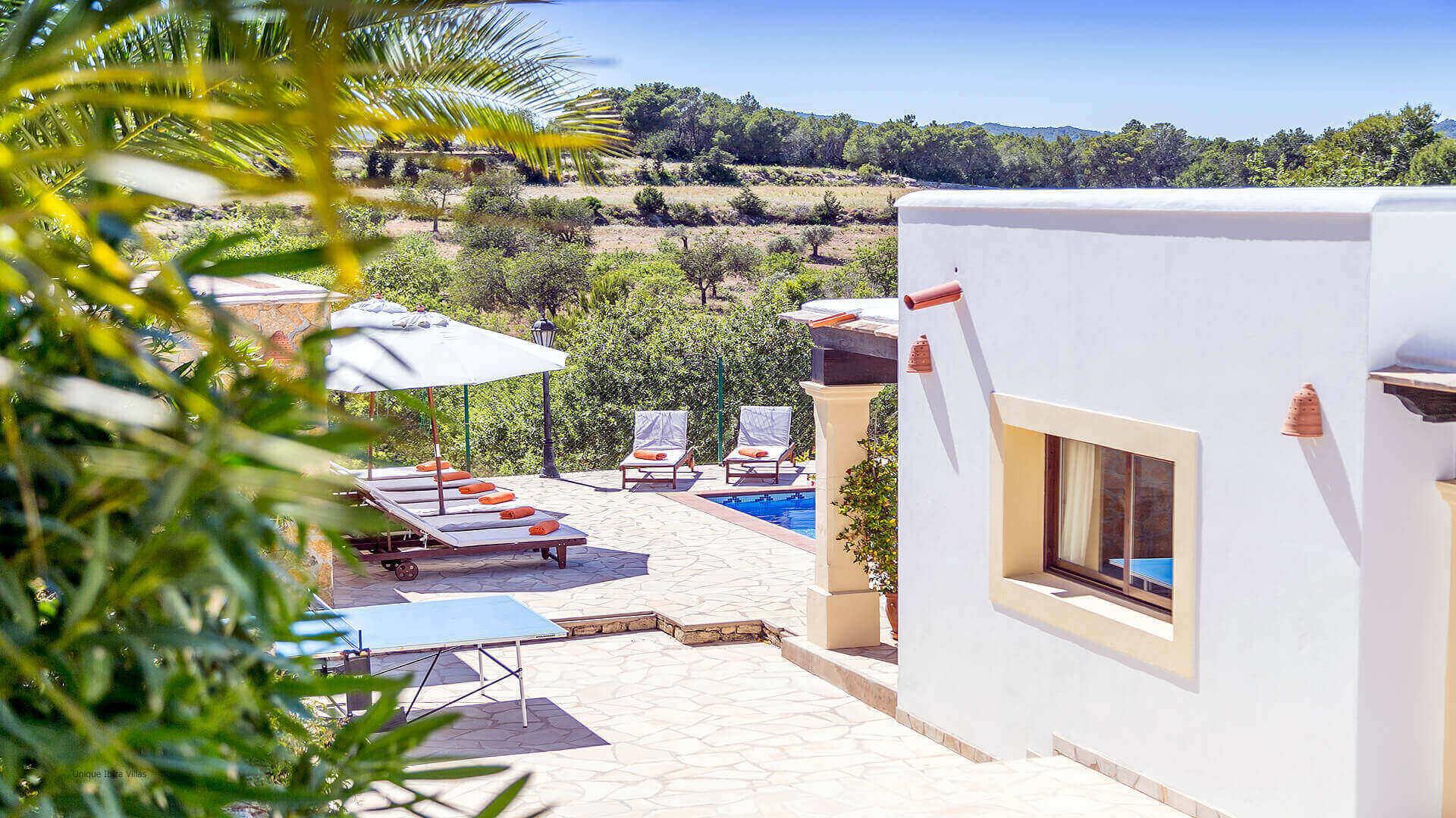Villa Vista Monte Ibiza 8 Near San Miguel