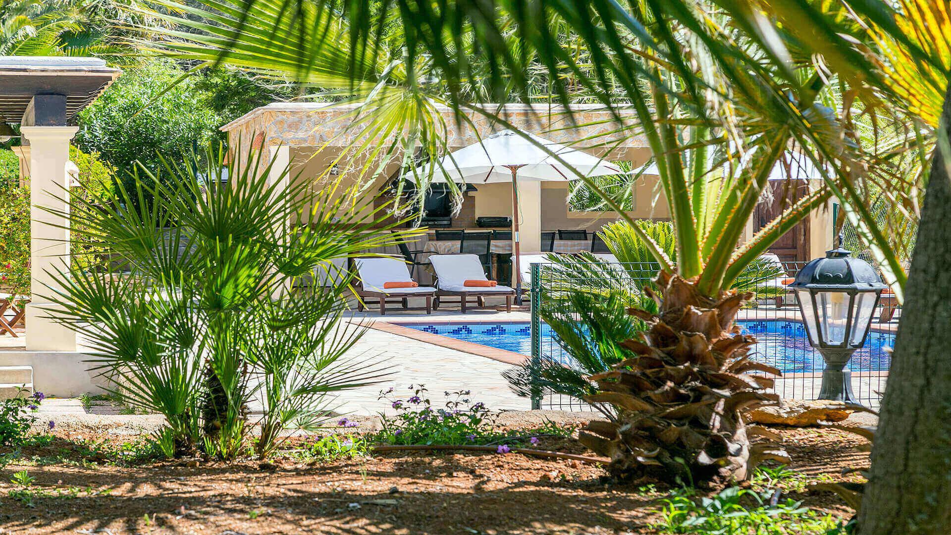 Villa Vista Monte Ibiza 14 Near San Miguel