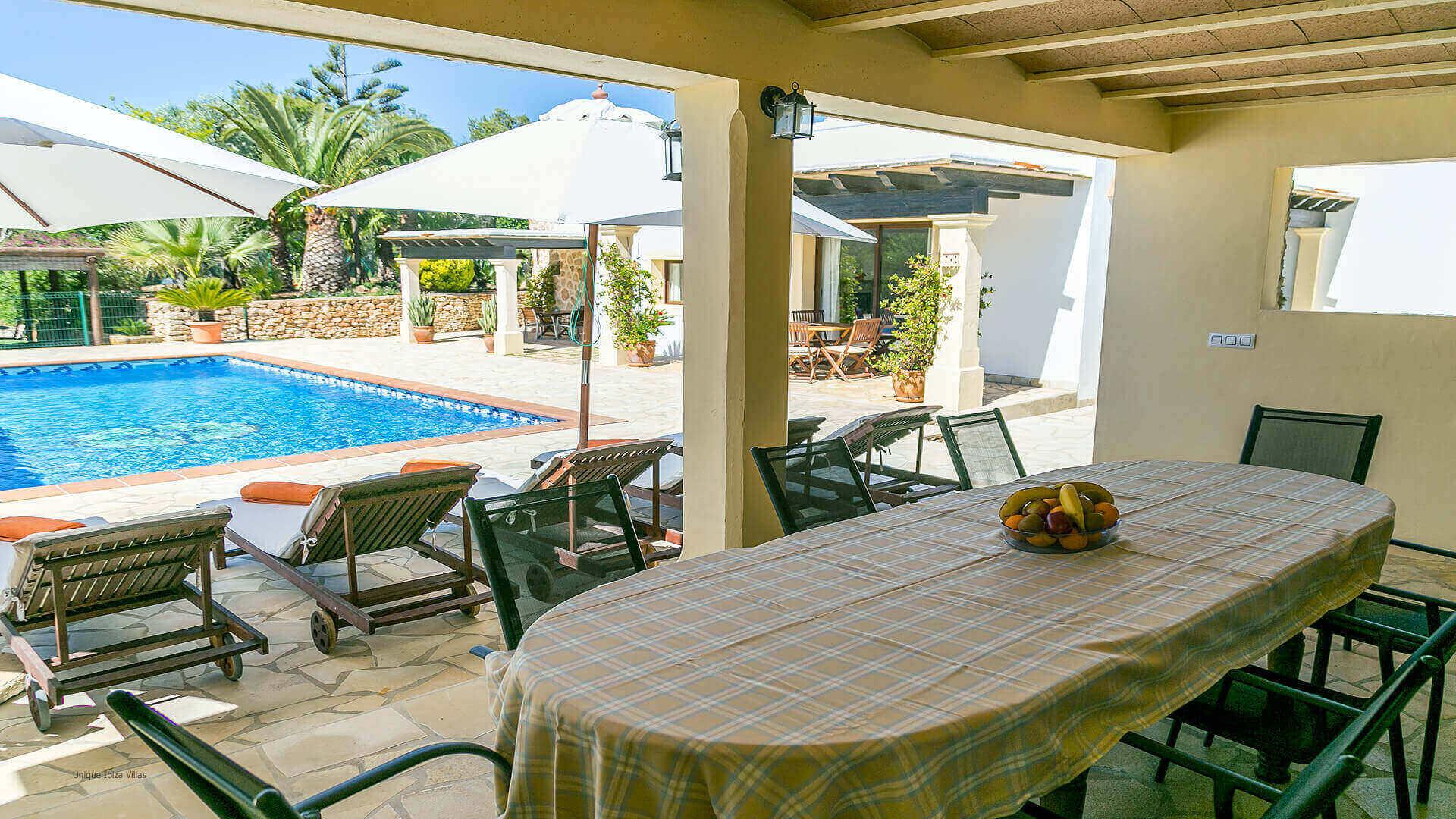 Villa Vista Monte Ibiza 19 Near San Miguel