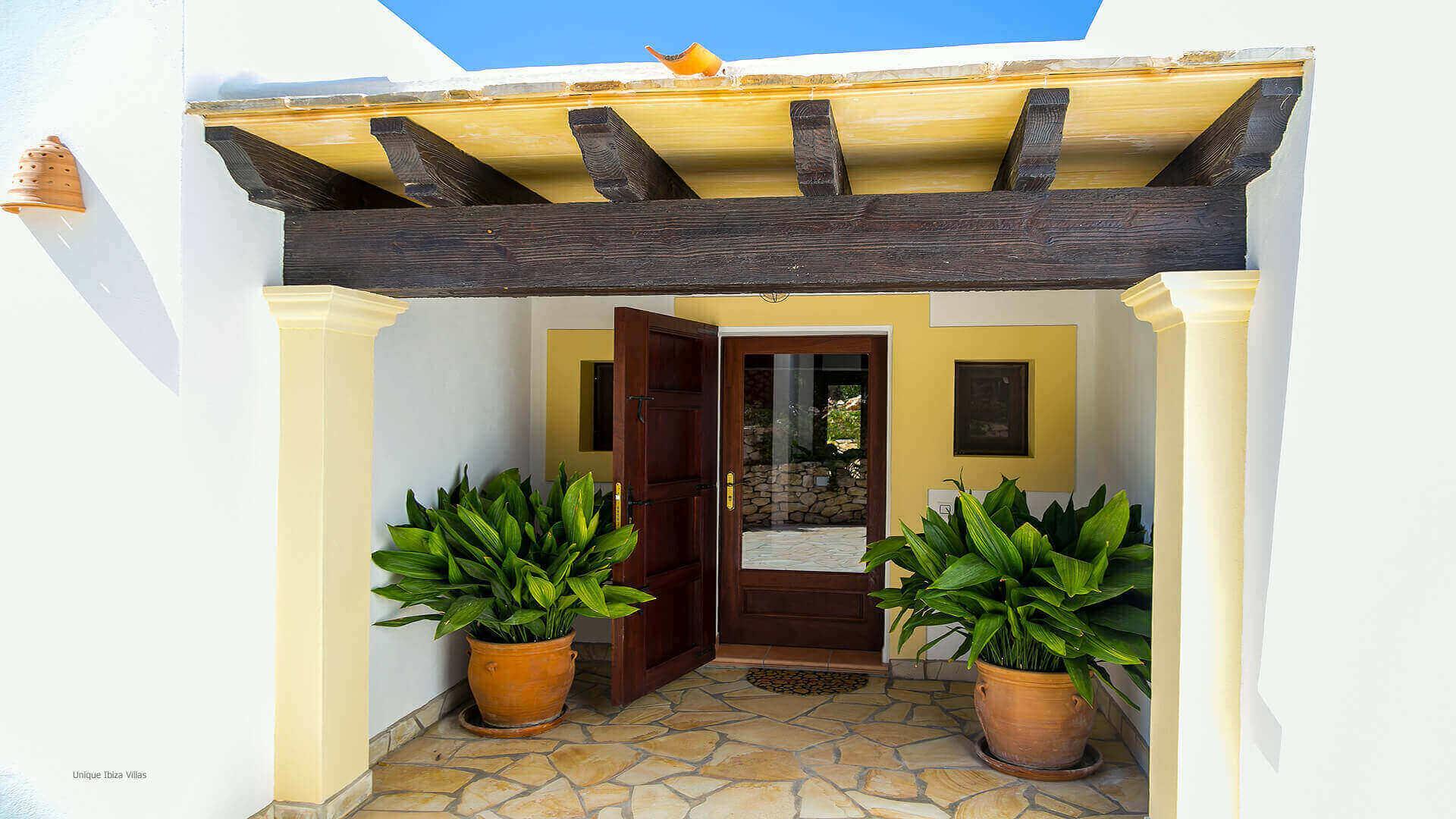 Villa Vista Monte Ibiza 21 Near San Miguel