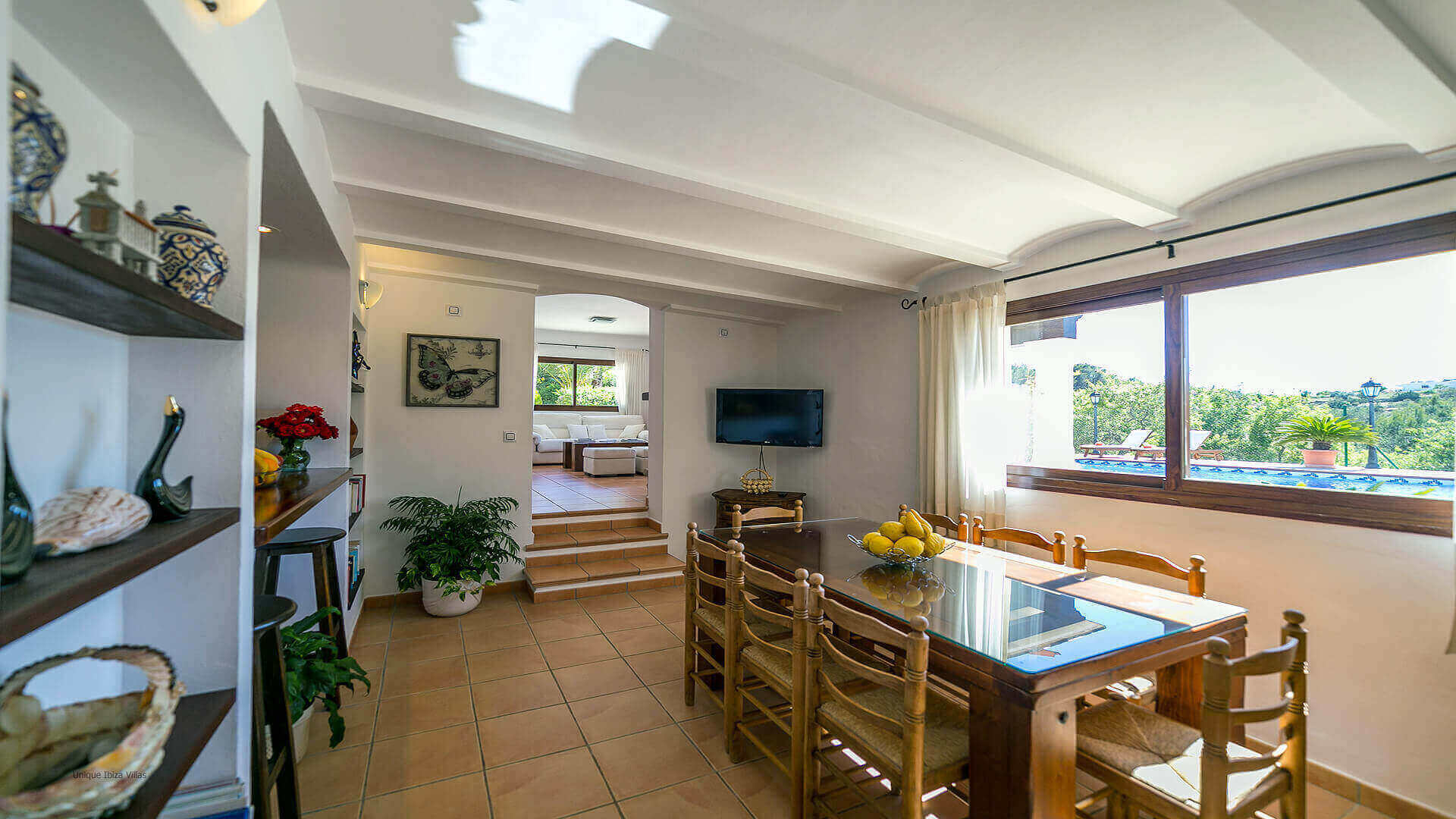 Villa Vista Monte Ibiza 26 Near San Miguel