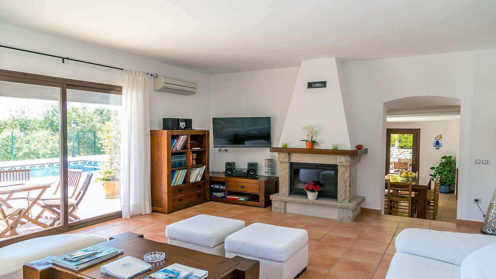 Villa Vista Monte Ibiza 27 Near San Miguel