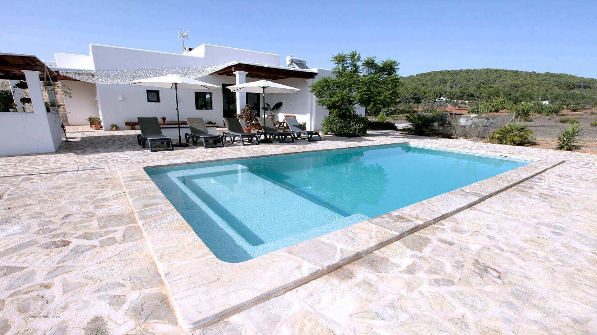 Cana Marieta Ibiza Villa 1 Near San Miguel